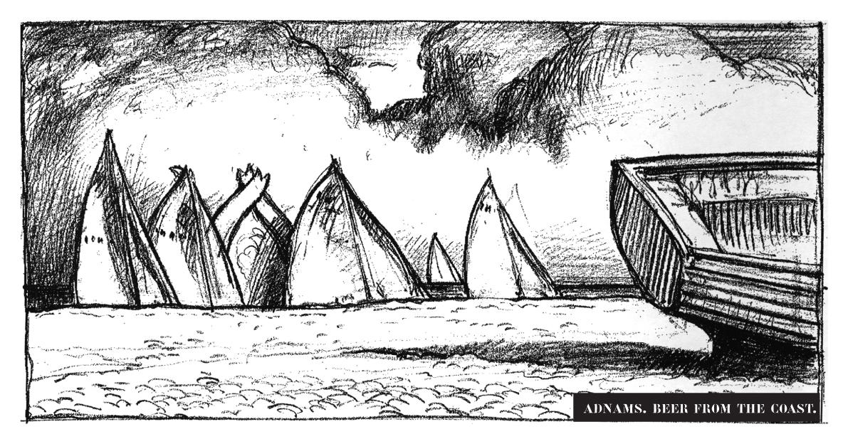 Adnams 'Yachts' Rough