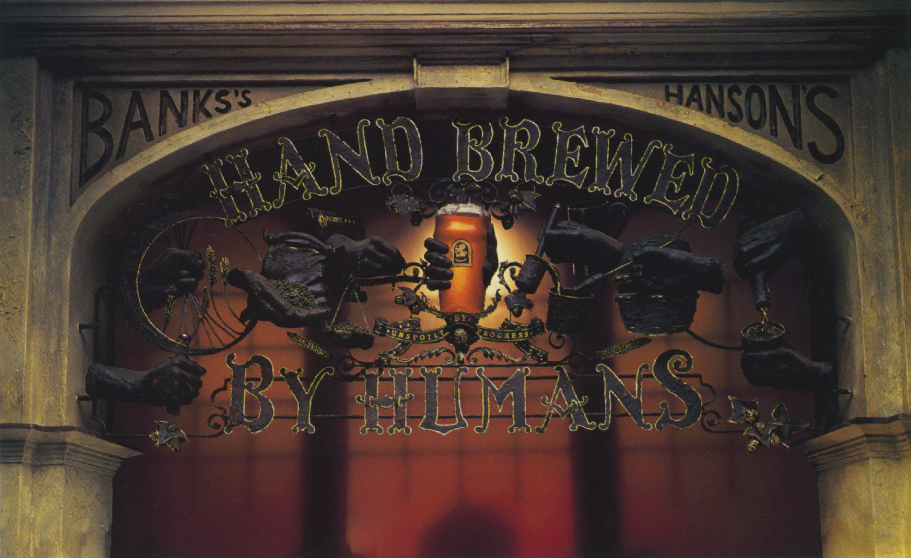 Bank's, 'Humans', John Knight, TBWA-01
