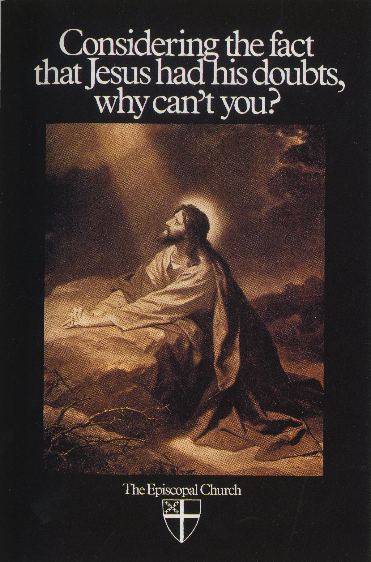 Fallon McElligott, Episcopalian 'Doubts'-01