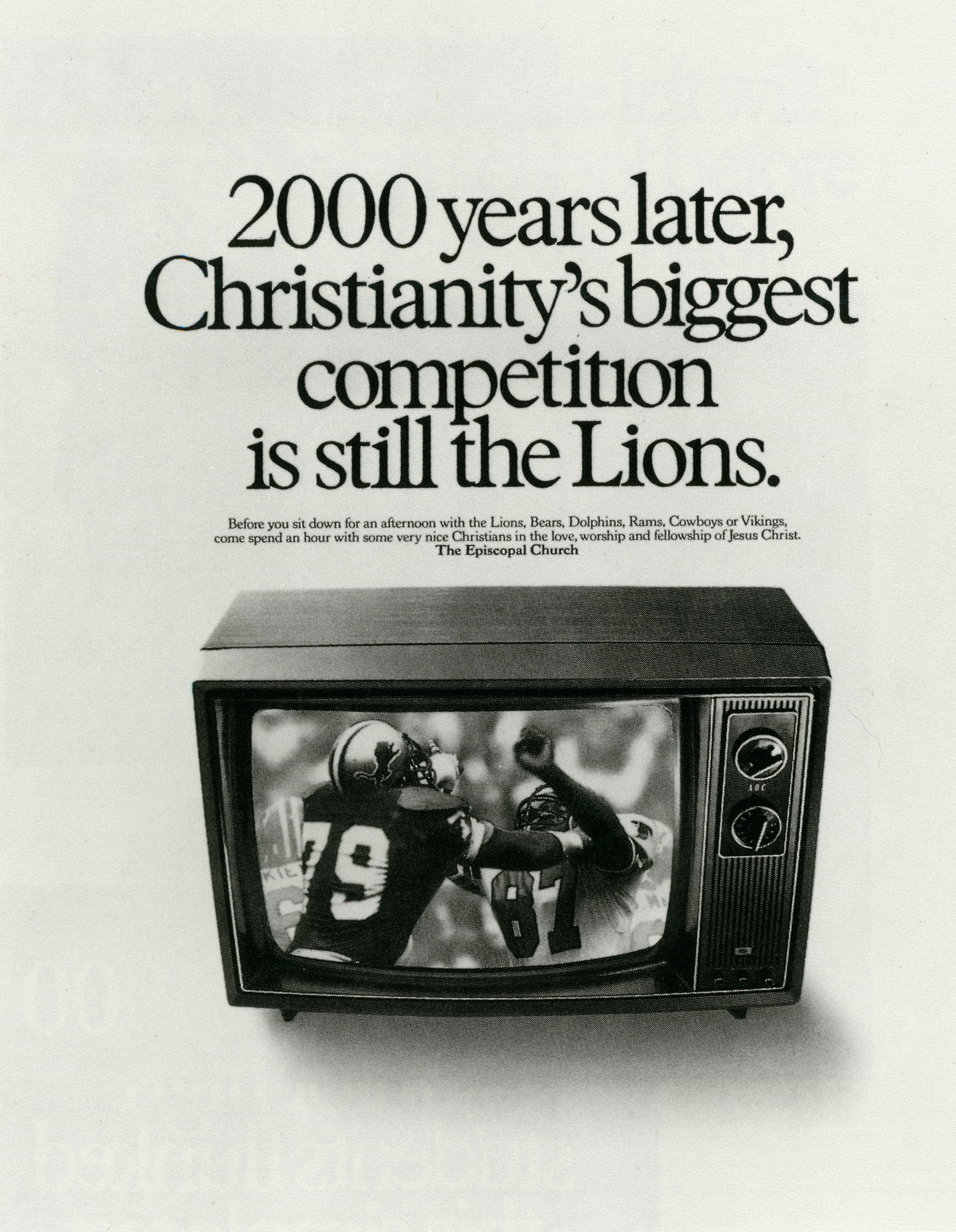 Fallon McElligott, Episcopalian, 'Lions'-01