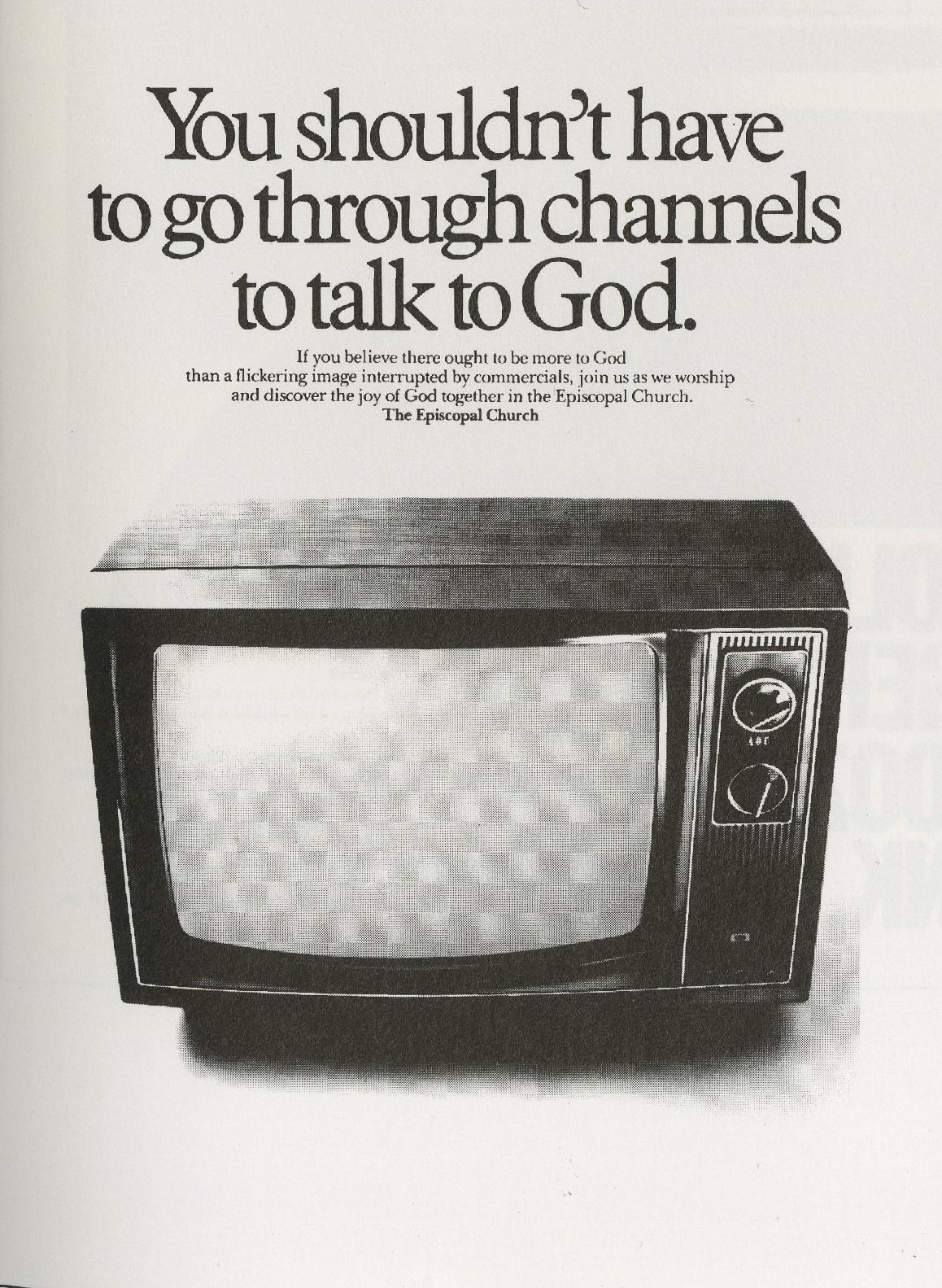 Fallon McElligott, Episcopalian 'TV'-01