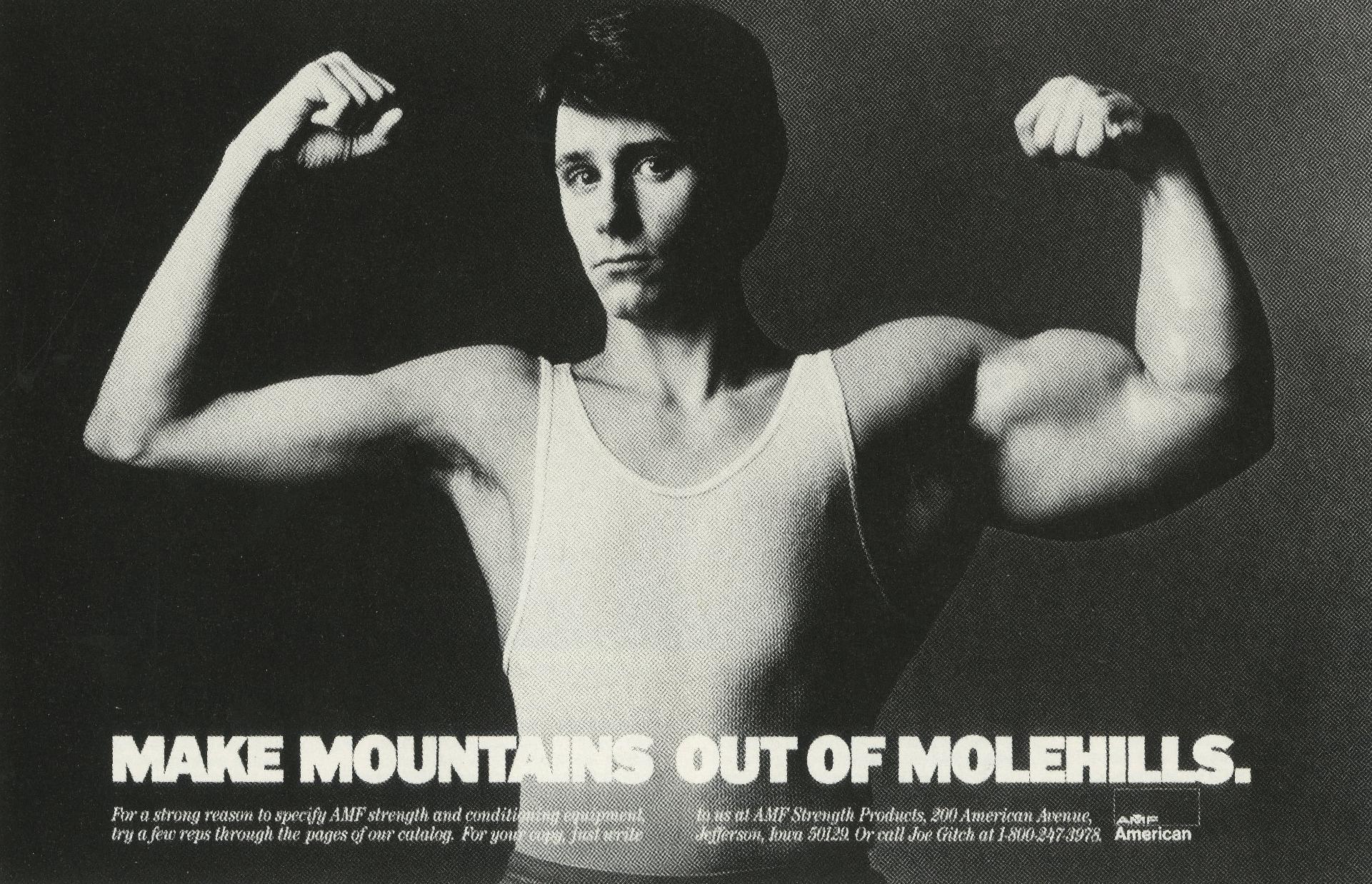 Fallon McElligott, Gym 'Mountains'-01