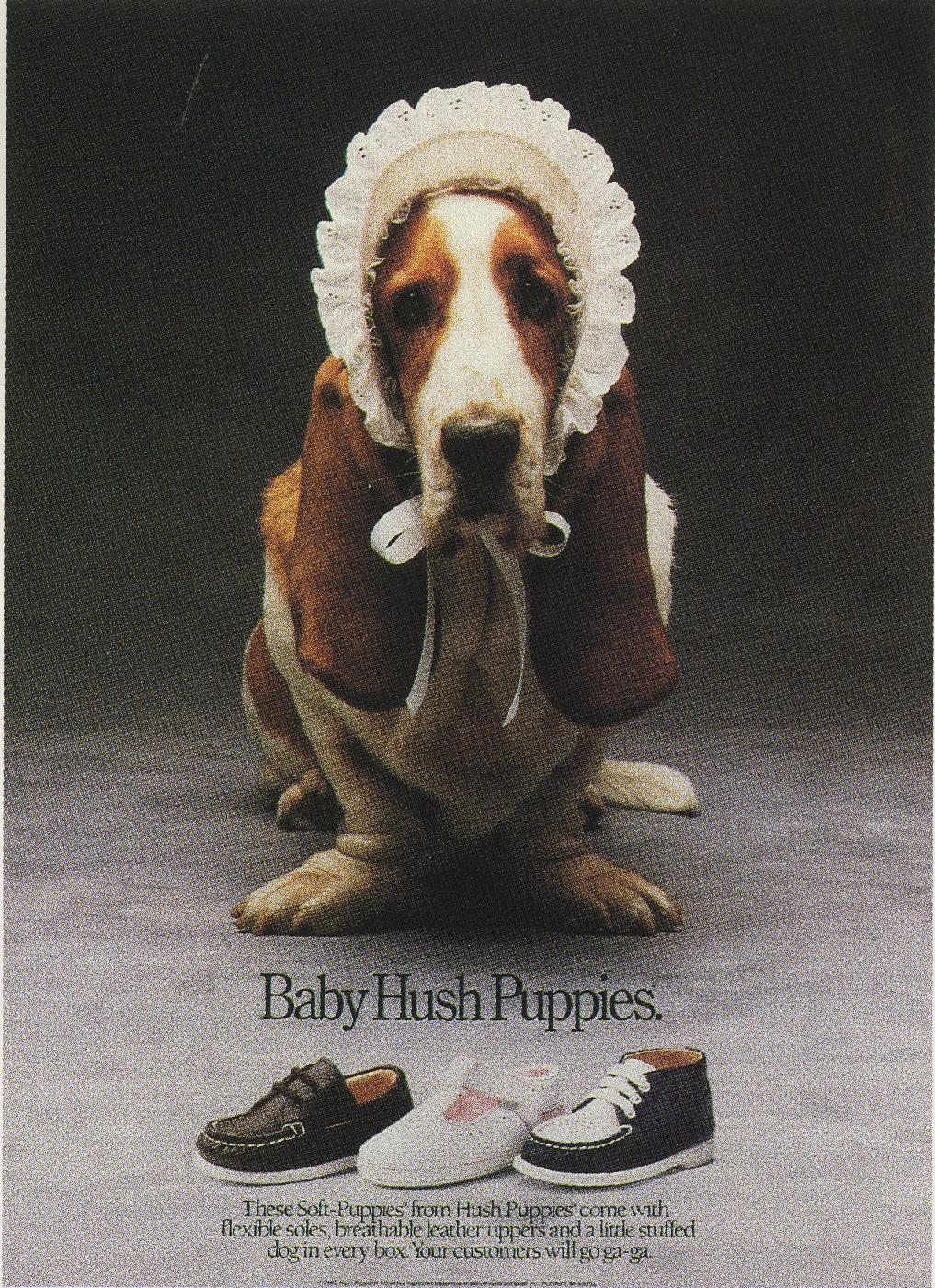 Fallon McElligott, Hush Puppies %22Baby'-01