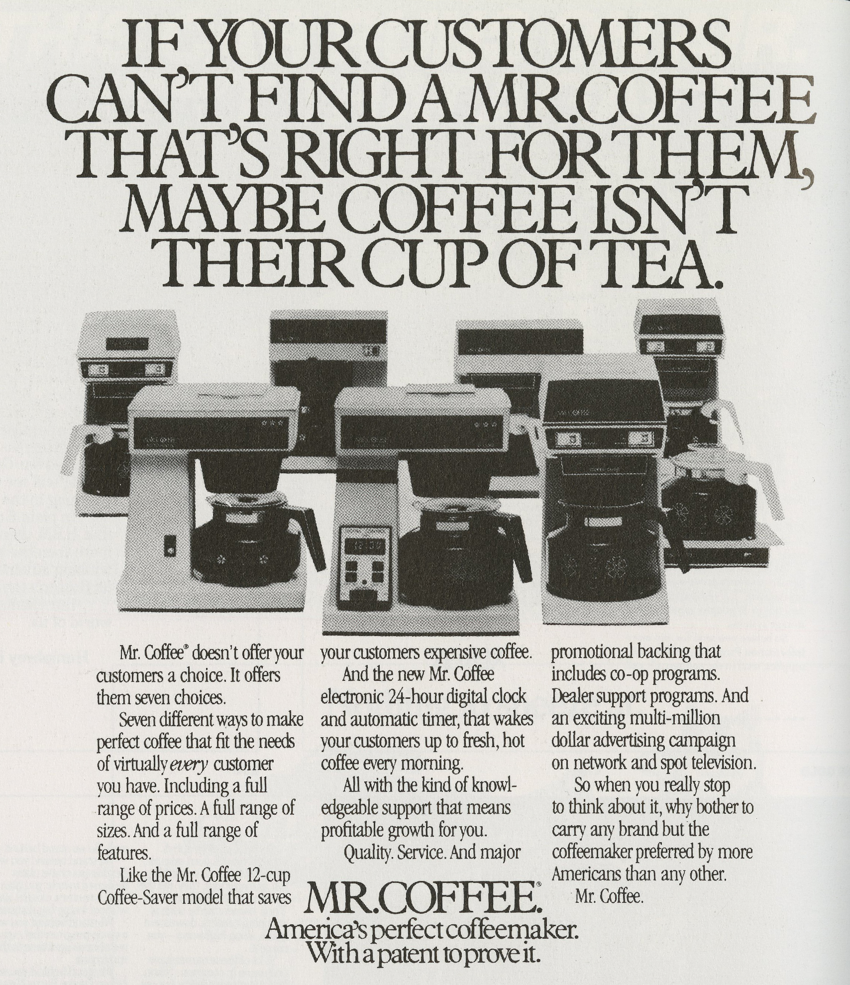 Fallon McElligott, Mr Coffee 'Tea'-01