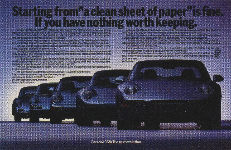 Fallon McElligott, Porsche 'Nothing'-01