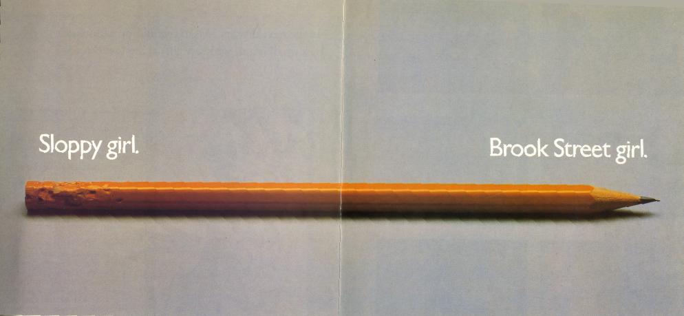 Paul Arden Brook Street 'Pencil'-01