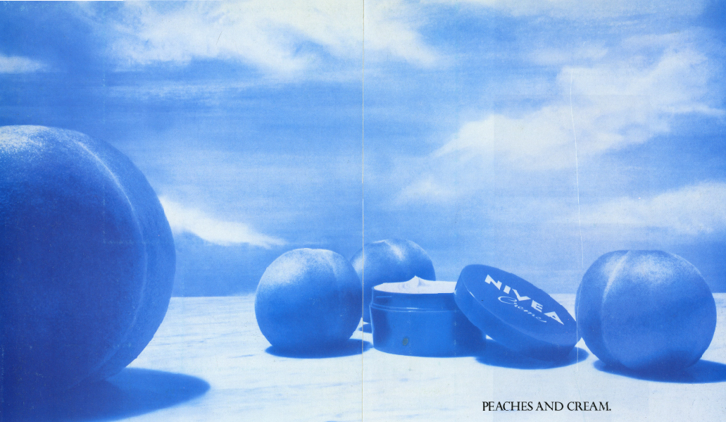 Paul Arden Nivea 'Peaches & Cream'-01