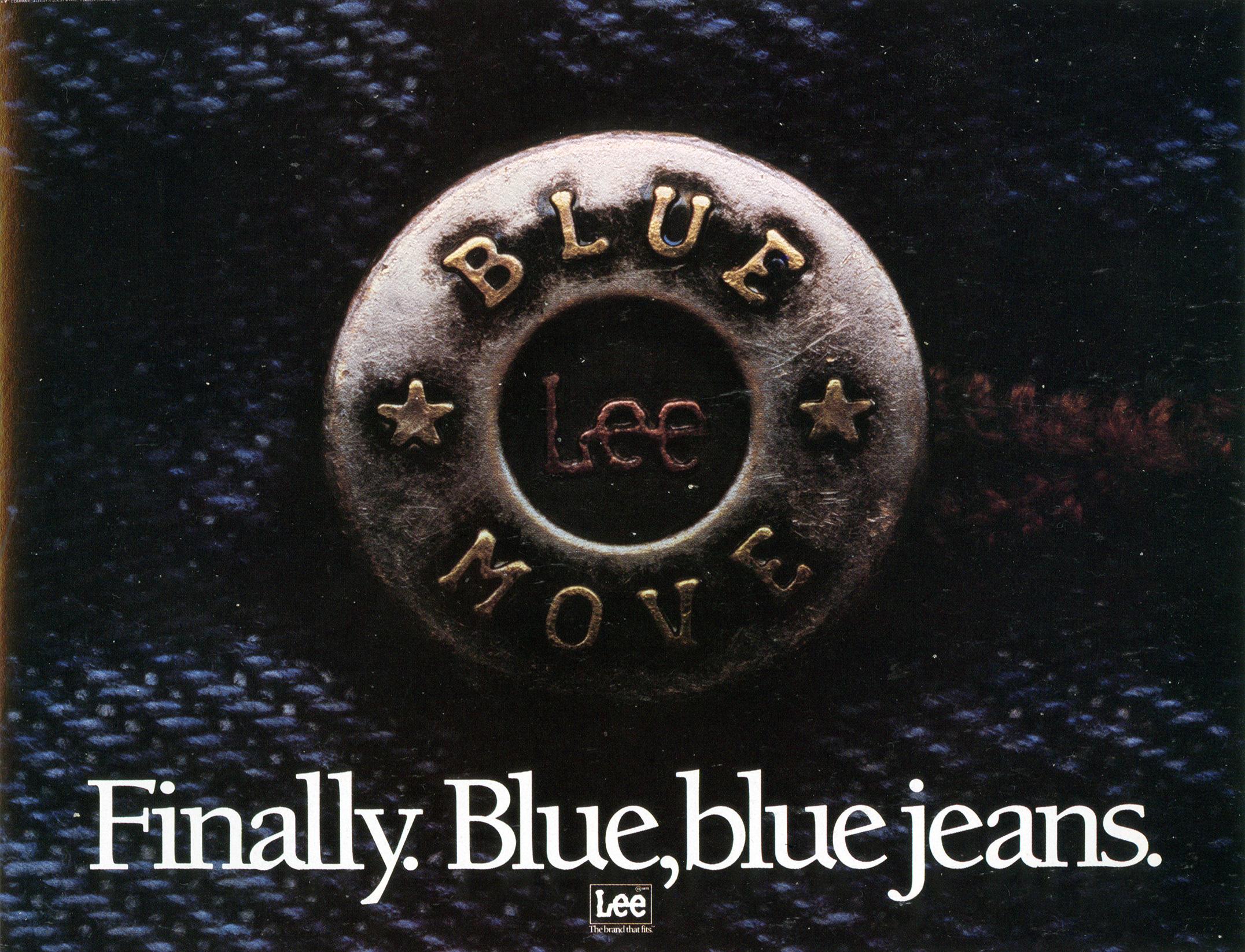 Tom McElligott, Lee 'Blue, Blue'-01