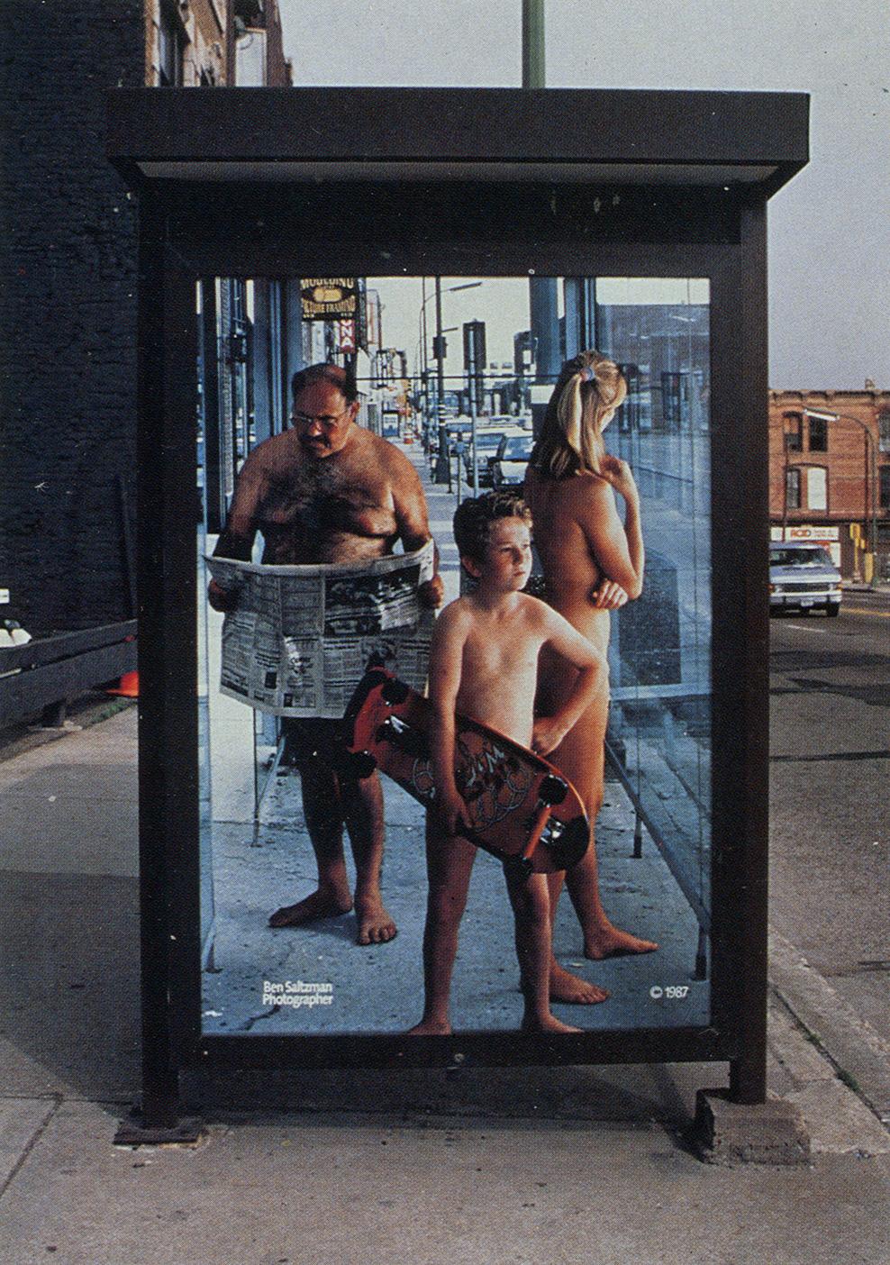 Tom McElligott, PR Project 'Naked'-01