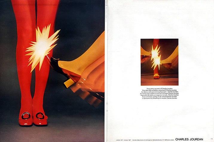 'Spark' Charles Jourdan, Guy Bourdain, 1969, Caleche Olympic