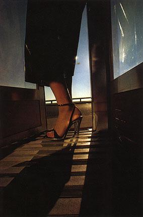 'Doorway' Charles Jourdan, Guy Bourdain