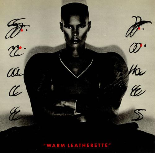 Grace+Jones+-+Warm+Leatherette+-+Original+Artwork+-+LP+RECORD-485764