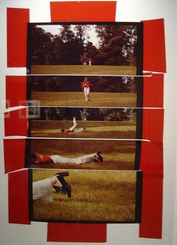 'Red Tape' Charles Jourdan, Guy Bourdin