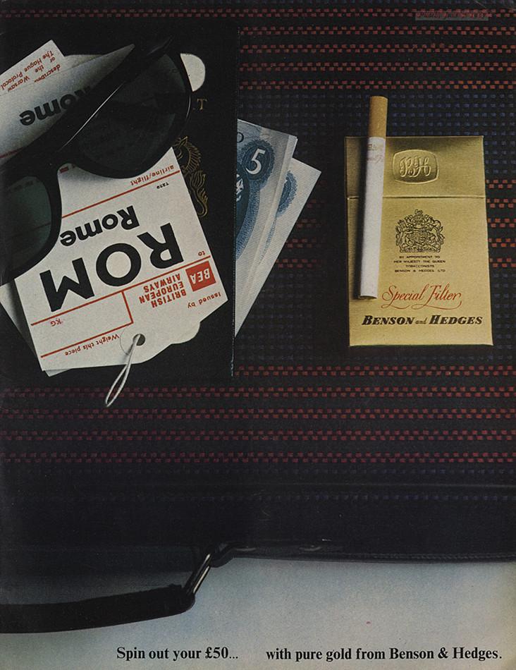 B&H Gold - 'Rome Ticket'