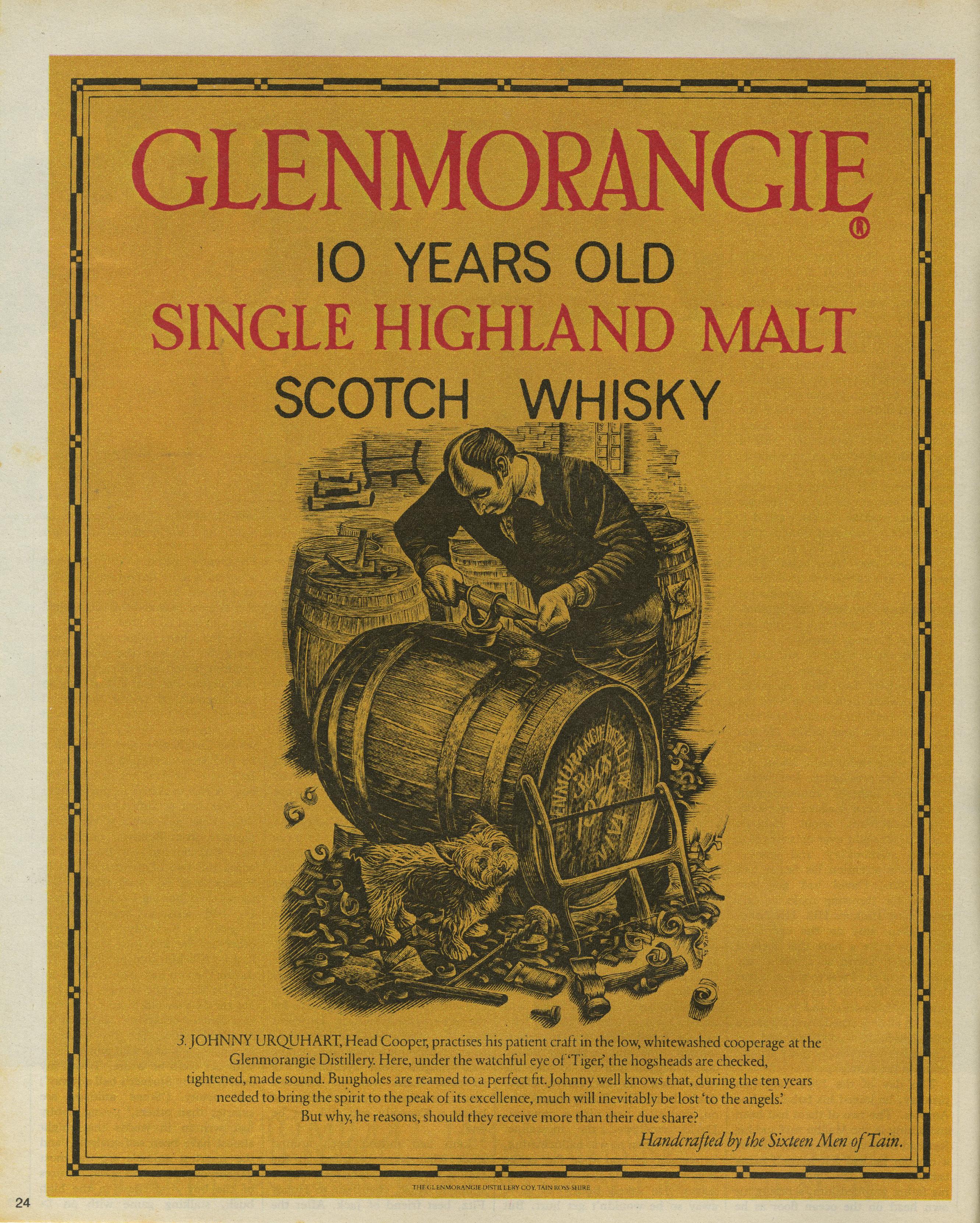 Glenmorangie 'Johnny Urquardt' HKR, Mark Reddy-01