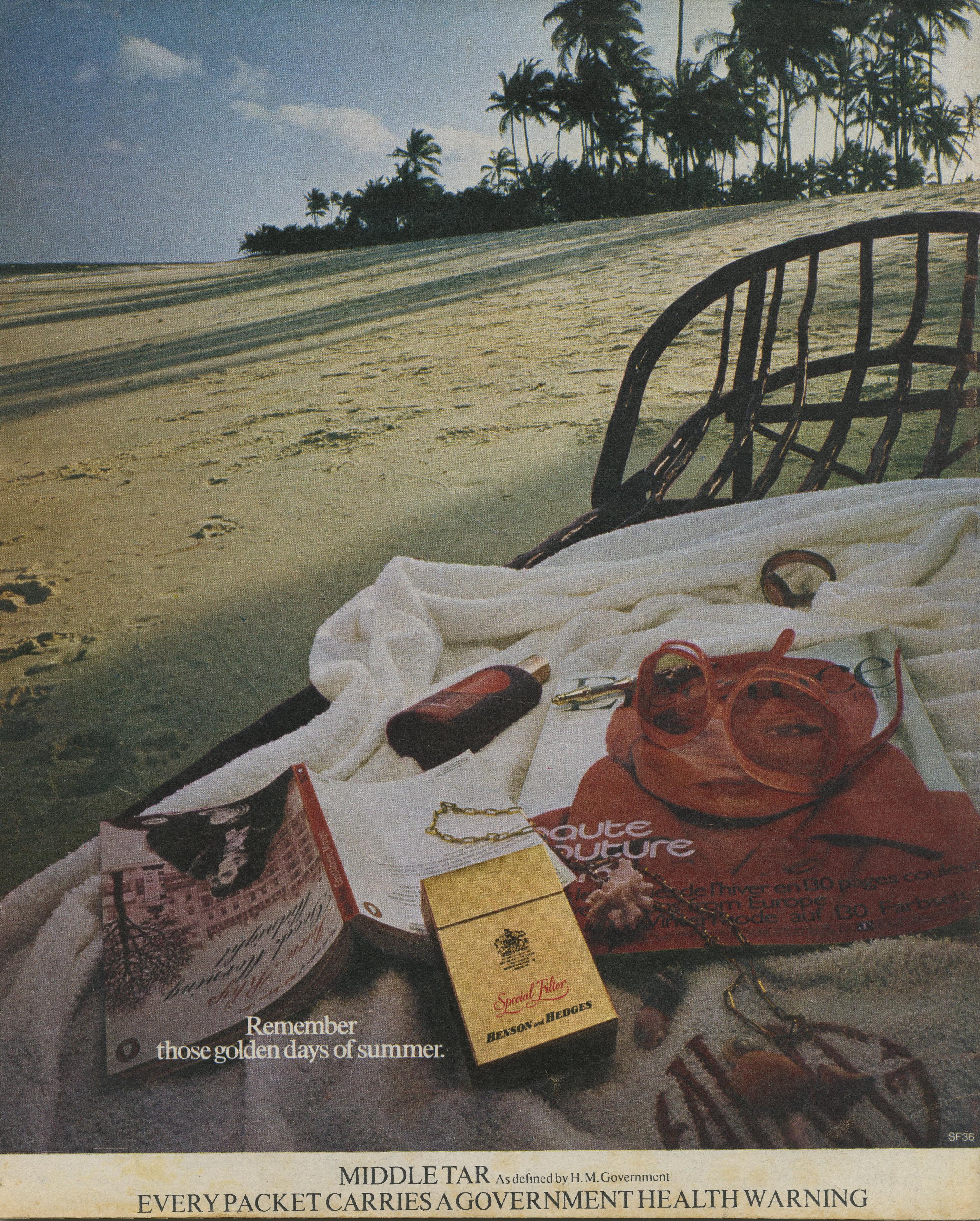 B&H Gold Box 'Beach' CDP-01