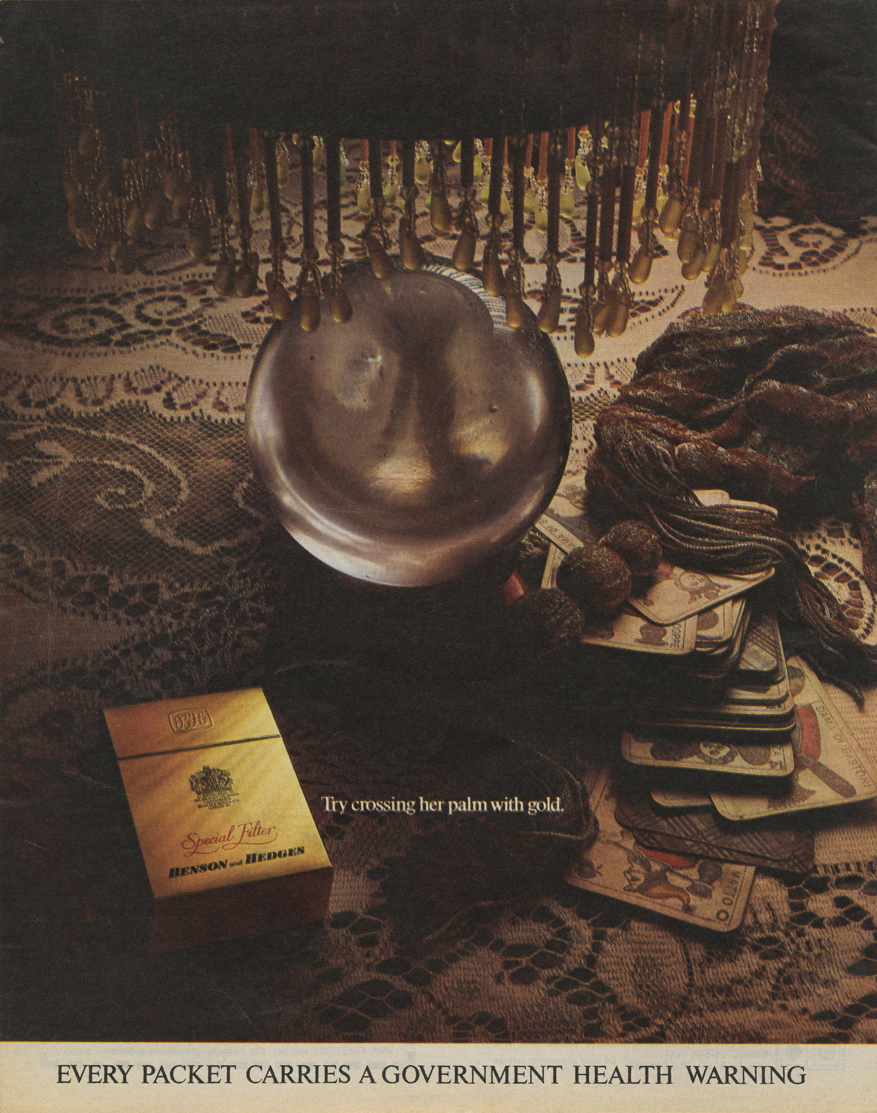 B&H Gold Box 'Crystal Ball' CDP-01