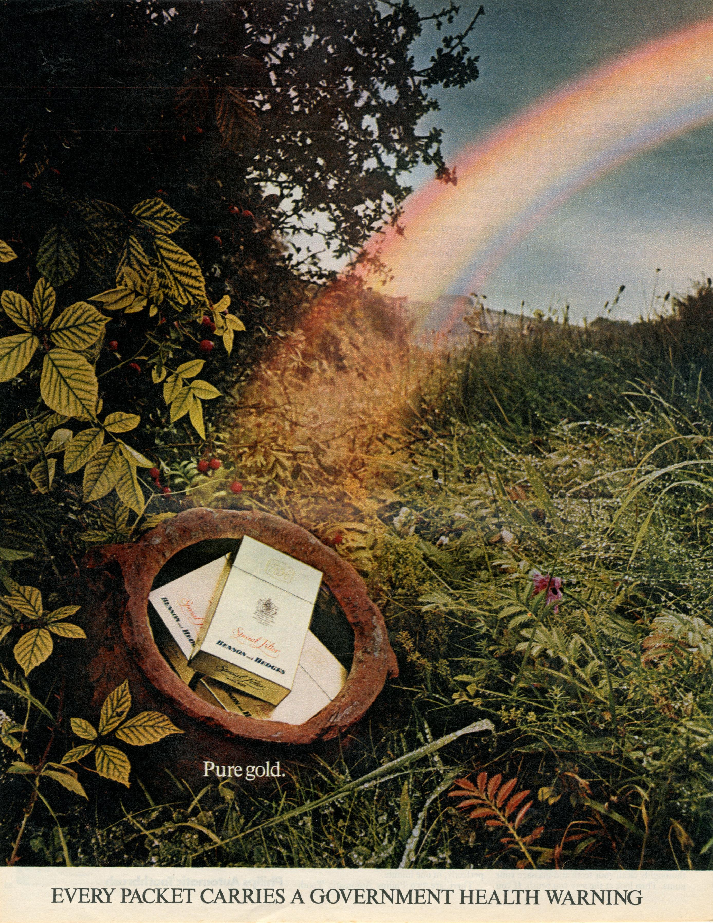 B&H Gold Box 'Rainbow' CDP-01
