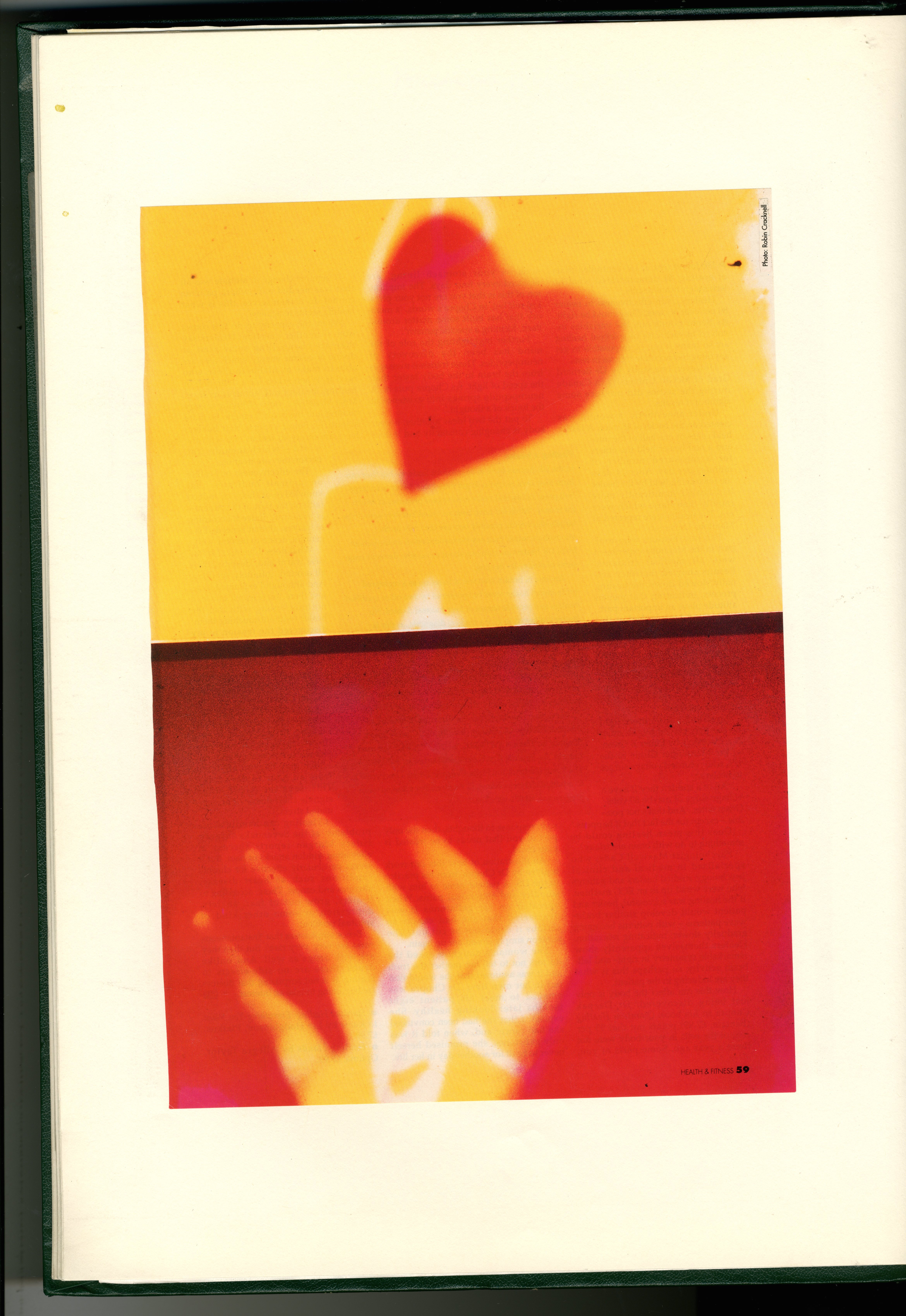 Dave Dye:Robin Cracknell:Heart