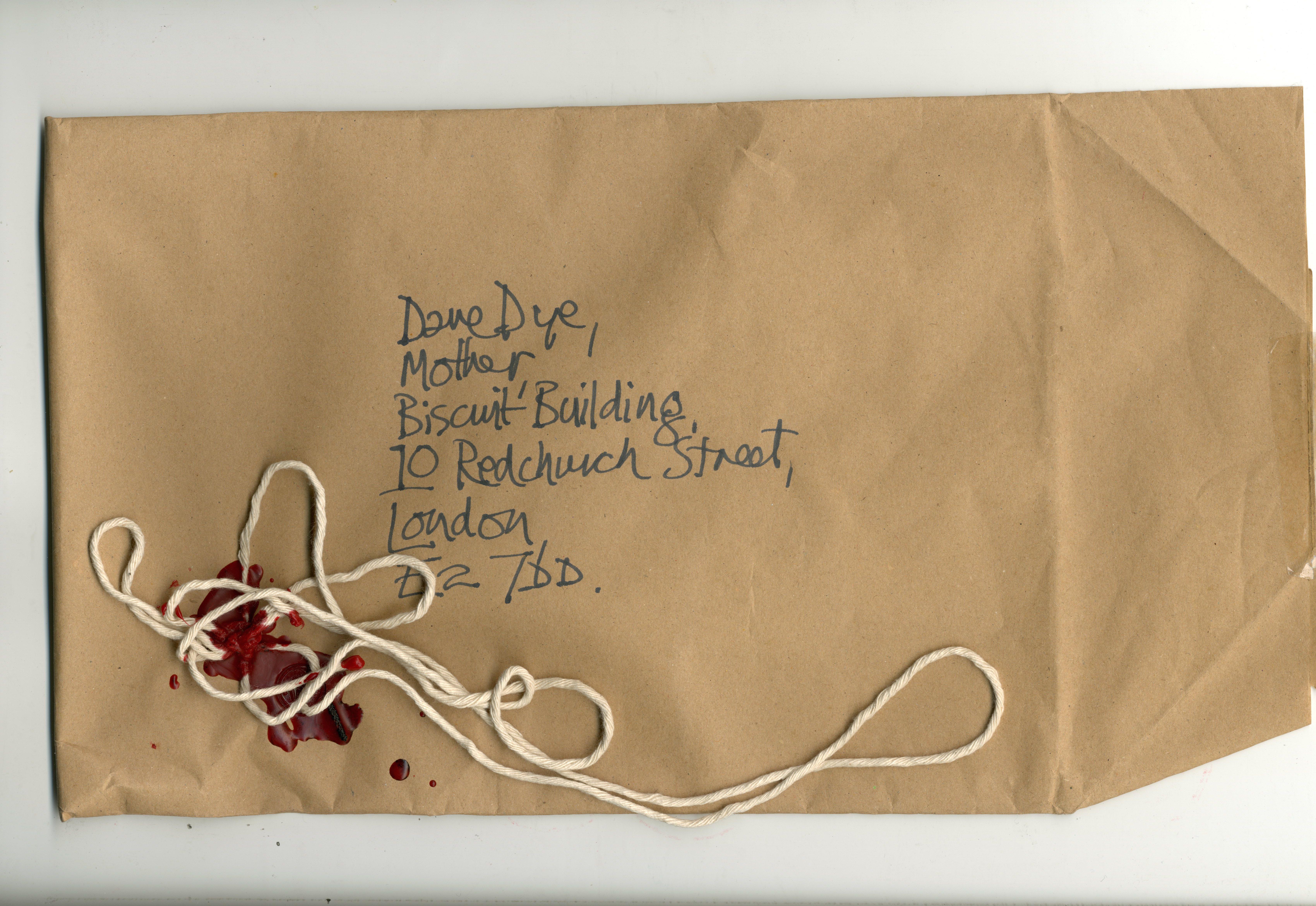 Dave Waters - Envelope