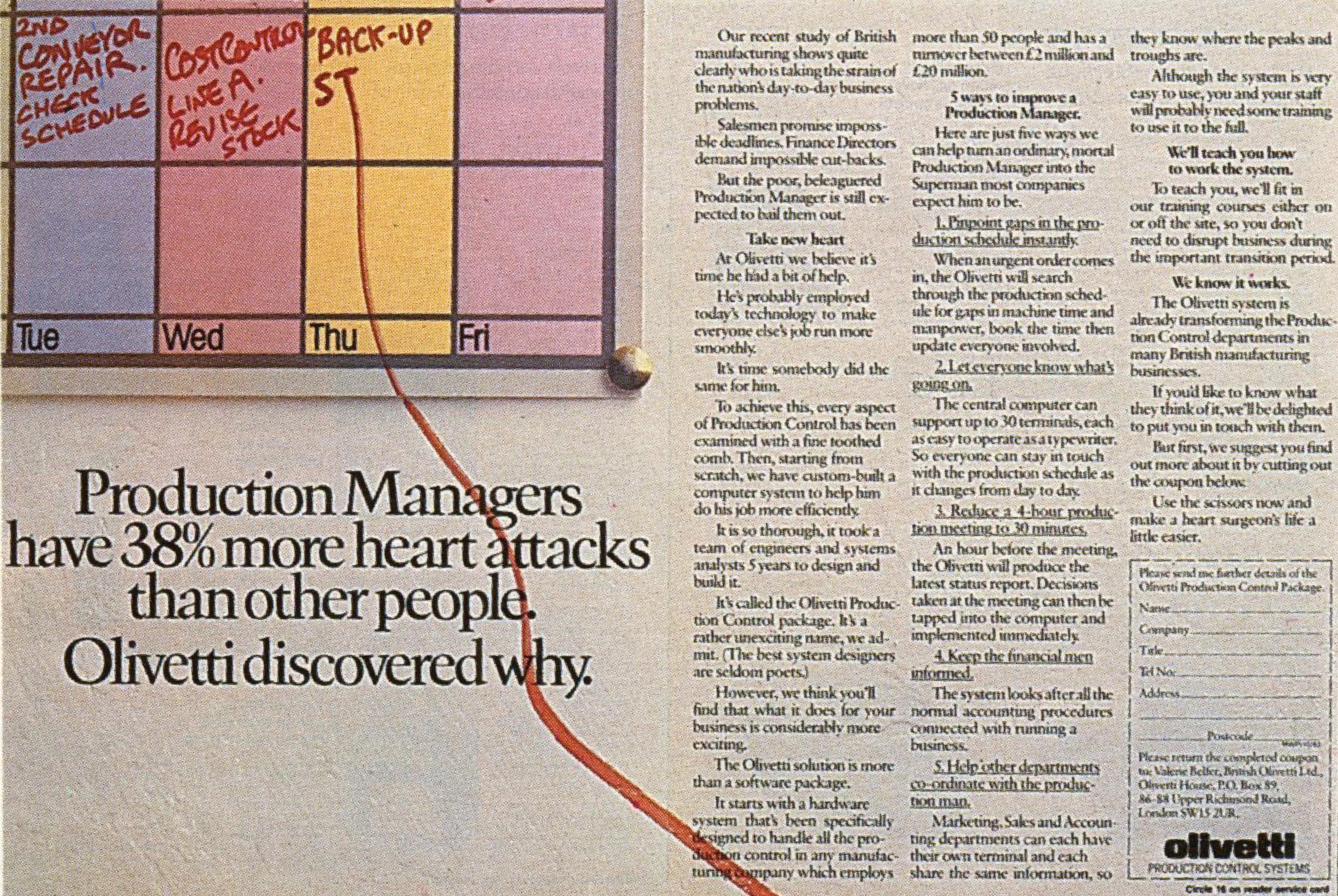 Jeff Stark - Olivetti 'Heart Attack'-01
