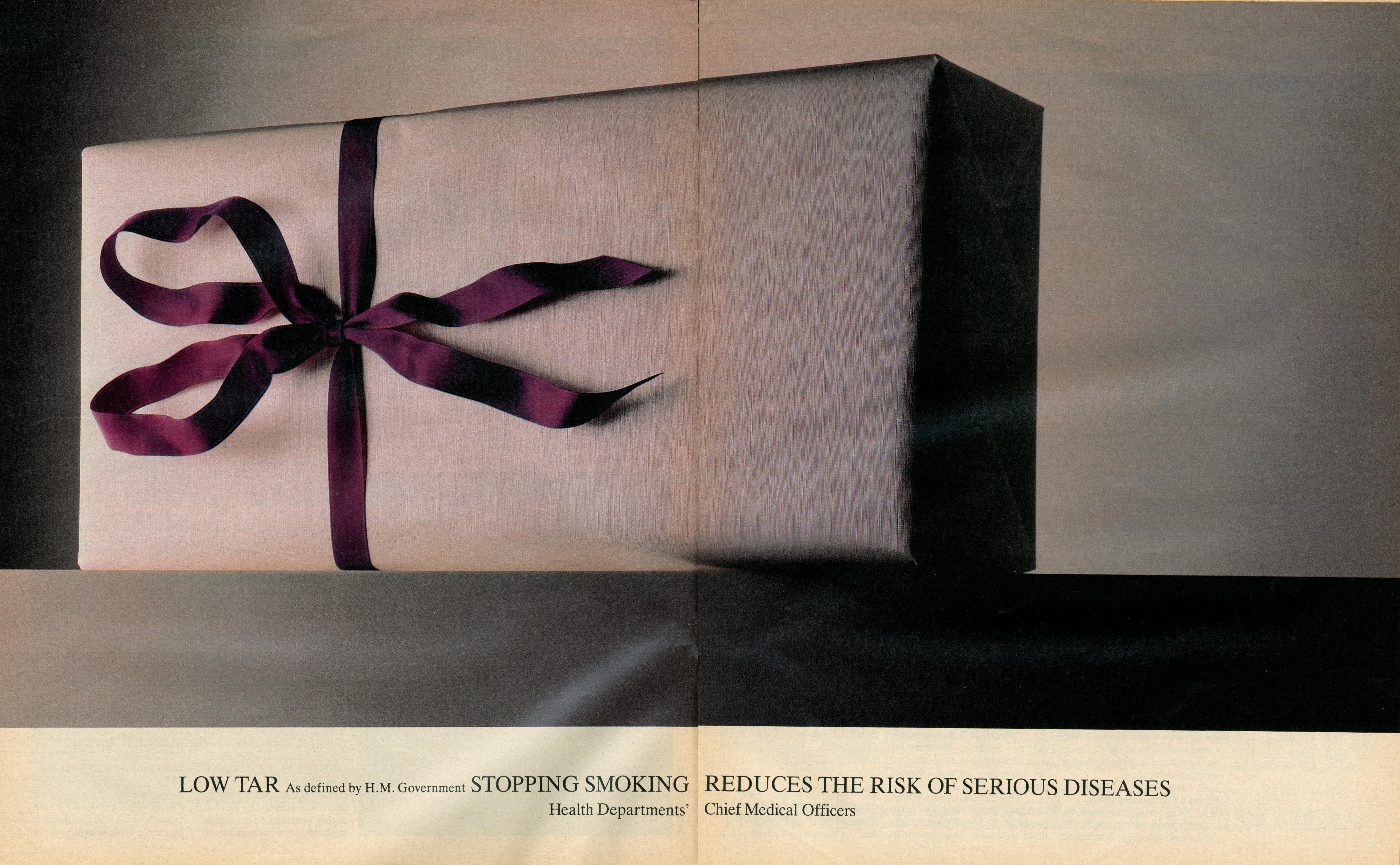 Silk Cut 'Scissor Ribbon' Saatchi's-01