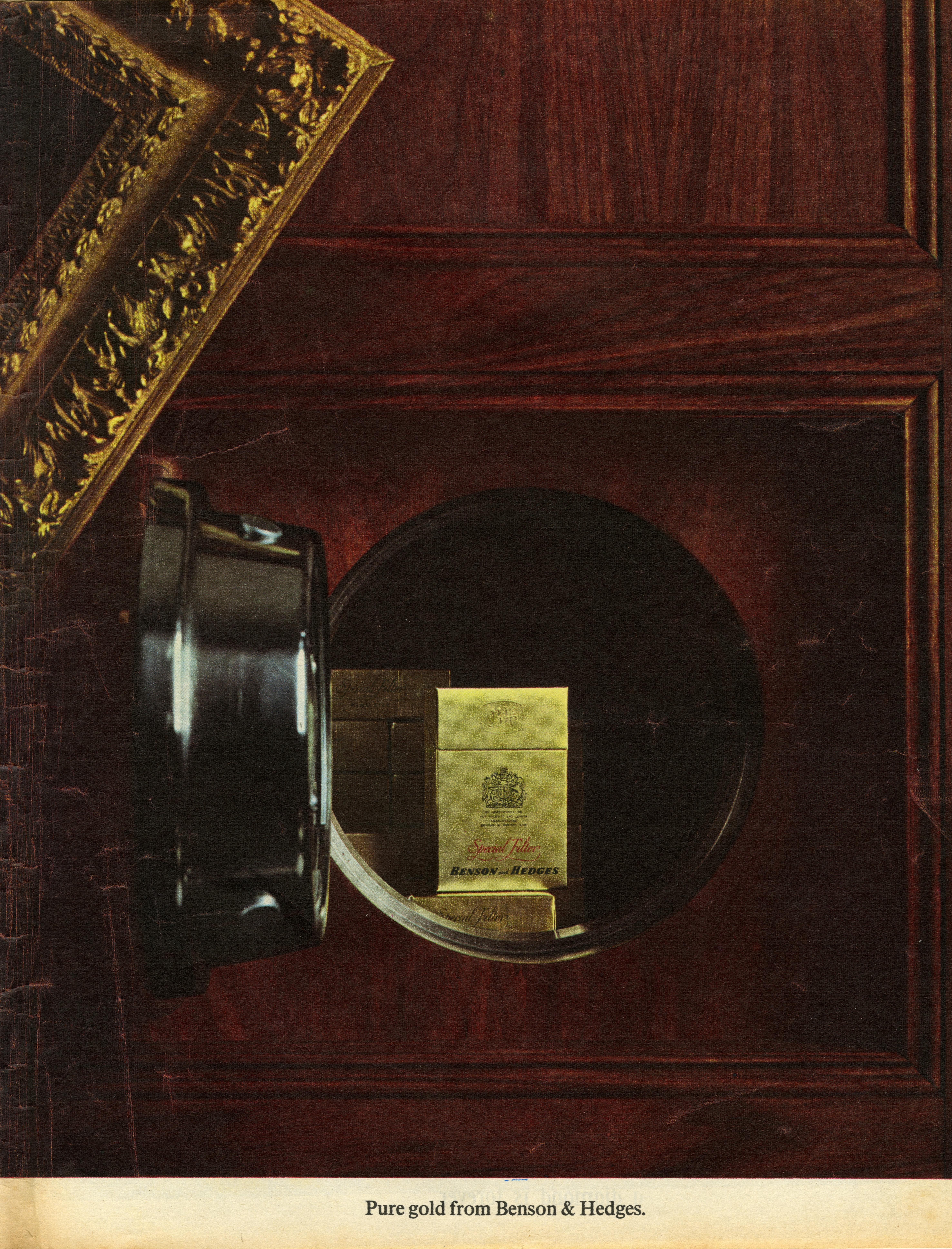 B&H Gold Box 'Safe', CDP-01