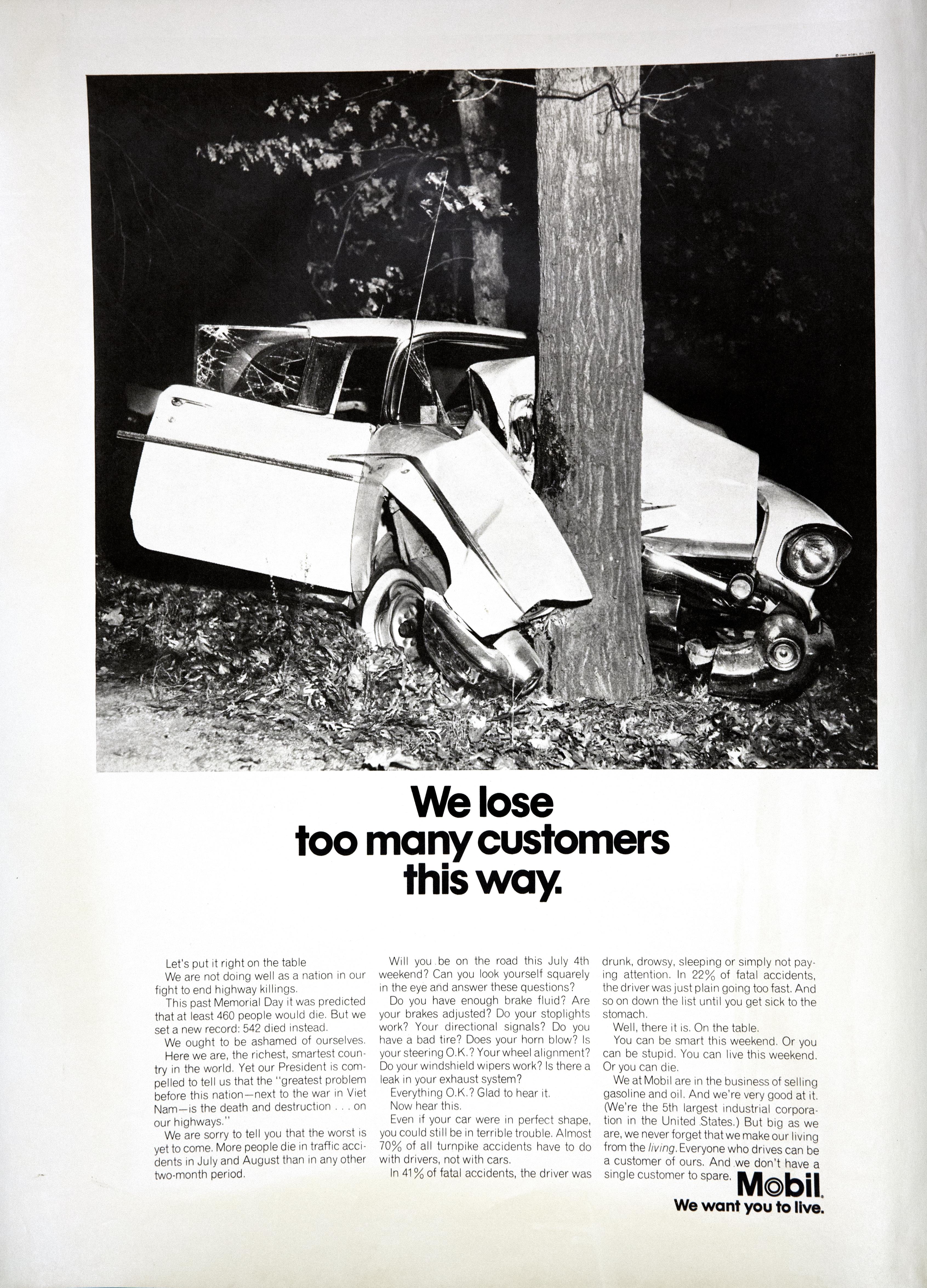 Mobil 'We lose' Len Sirowitz, DDB