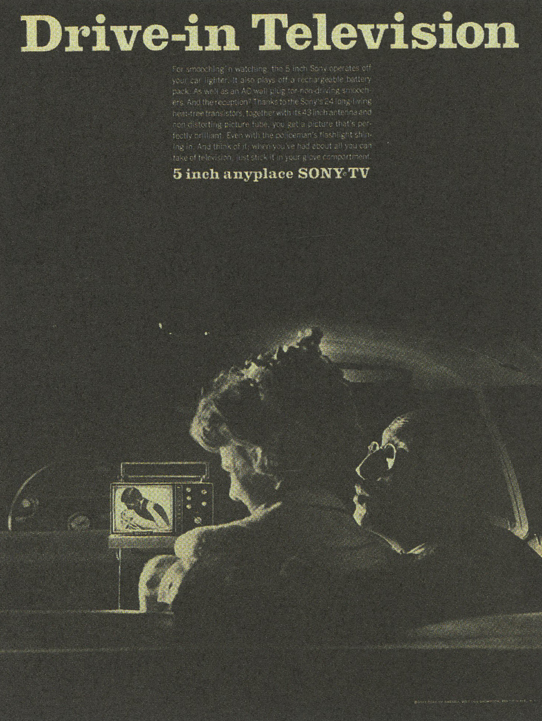 Sony 'Drive-In' Len Sirowitz:DDB