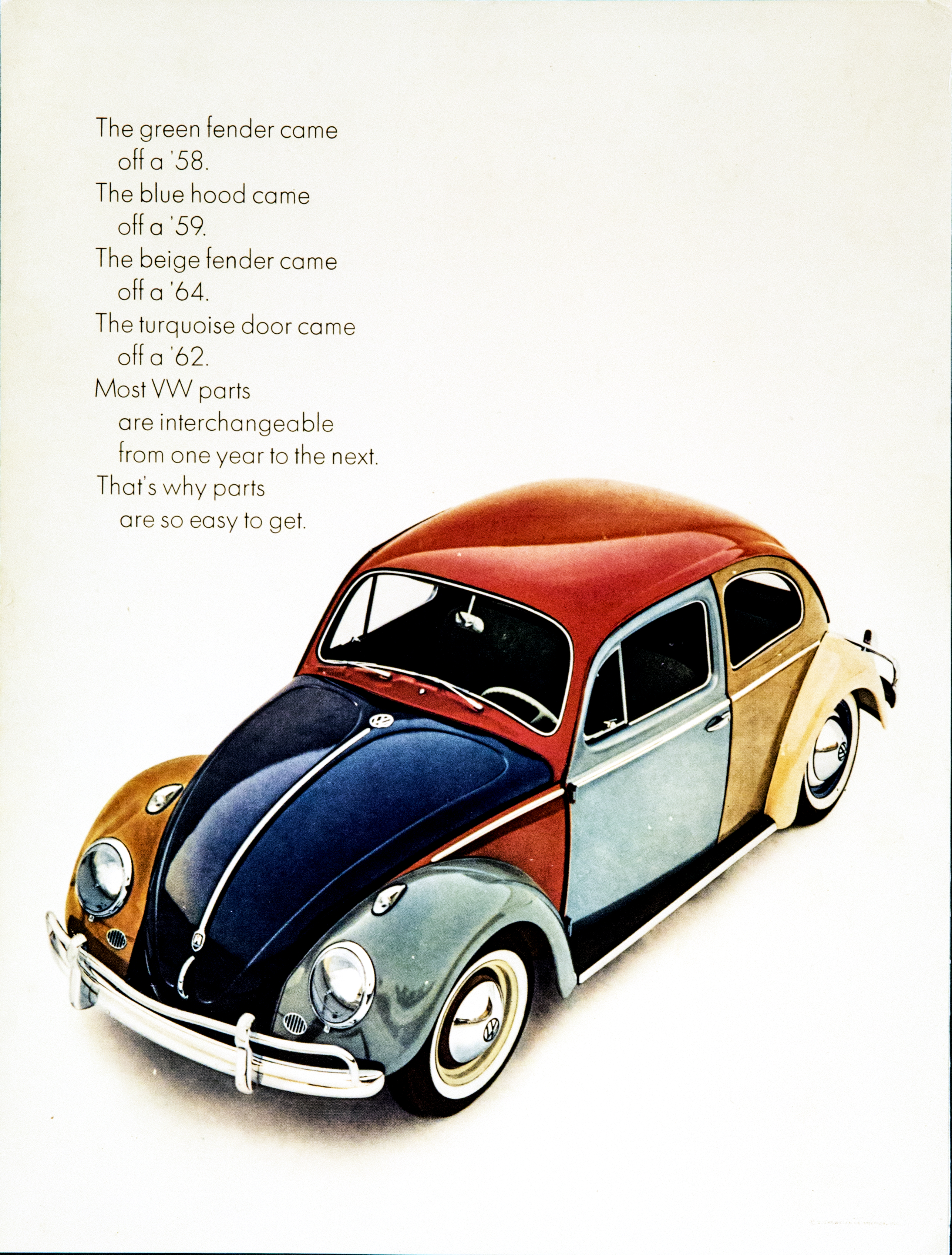 VW 'Green Fender' Len Sirowitz, DDB