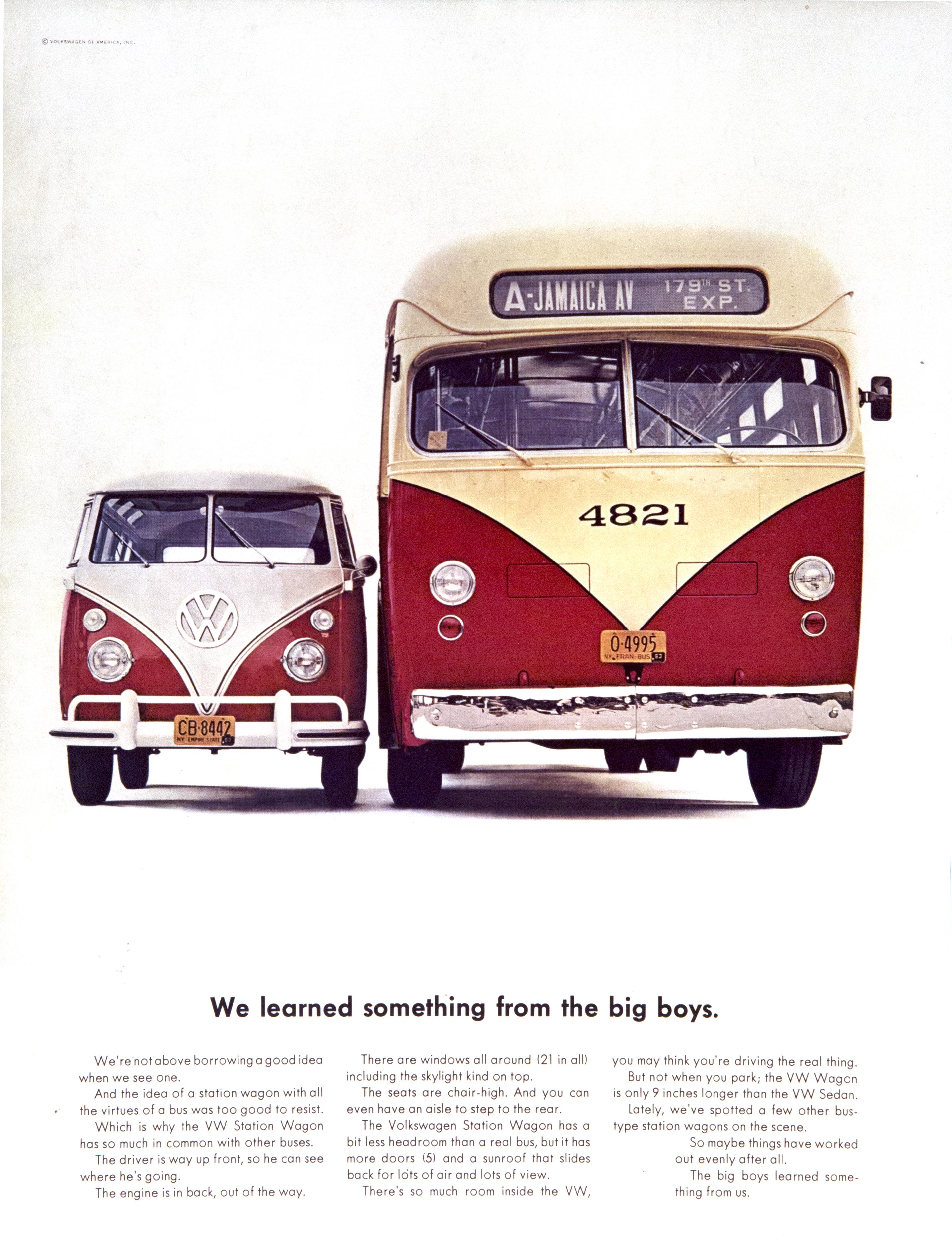 VW 'We learned' Len Sirowitz, DDB