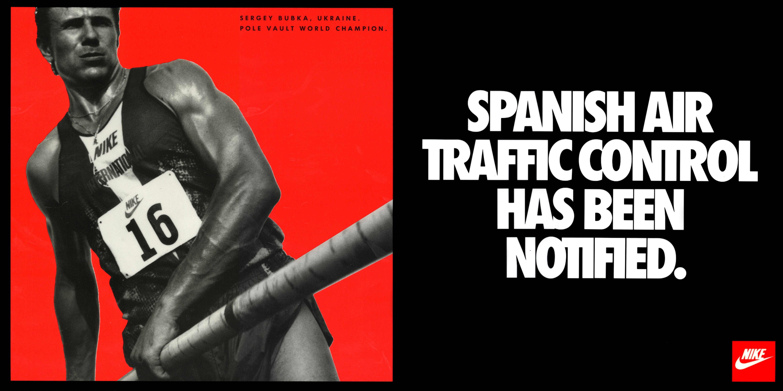 NIKE 'Traffic_Control' Mark Denton