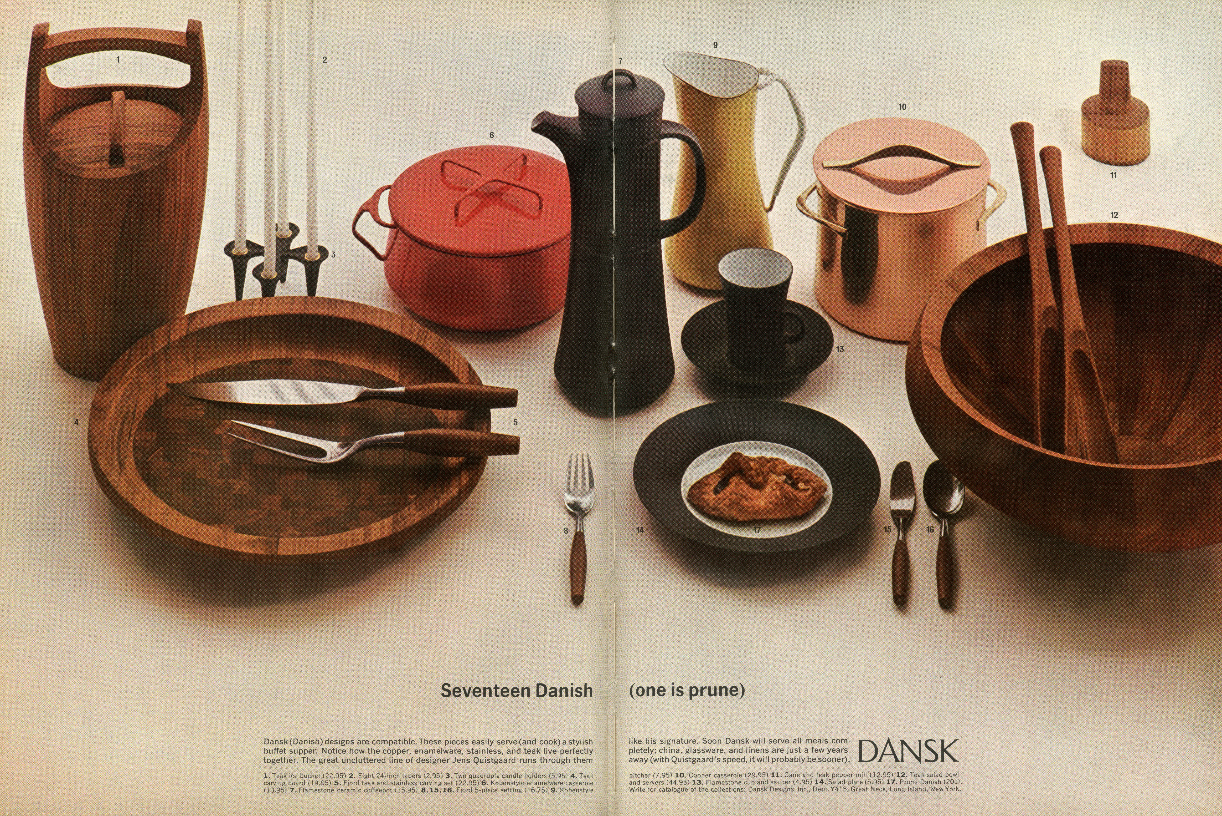 PKL, The First Year Book, Dansk 'Prunes'-01