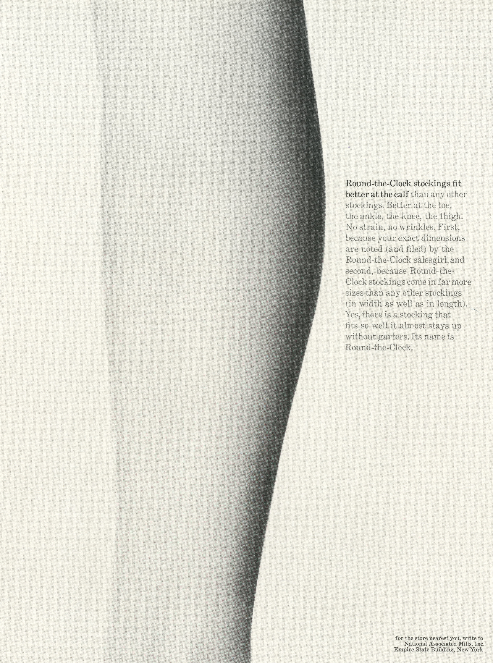 PKL, The First Year, Nylons 'Calf'-01