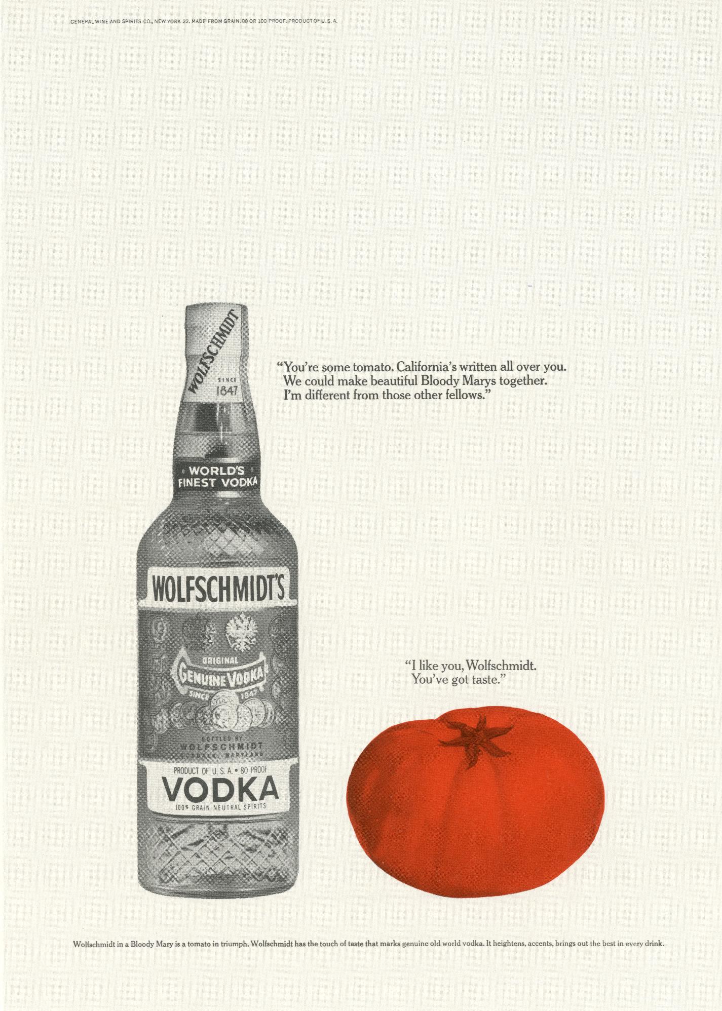 PKL, The First Year, Wolfschmidt 'Tomato'-01