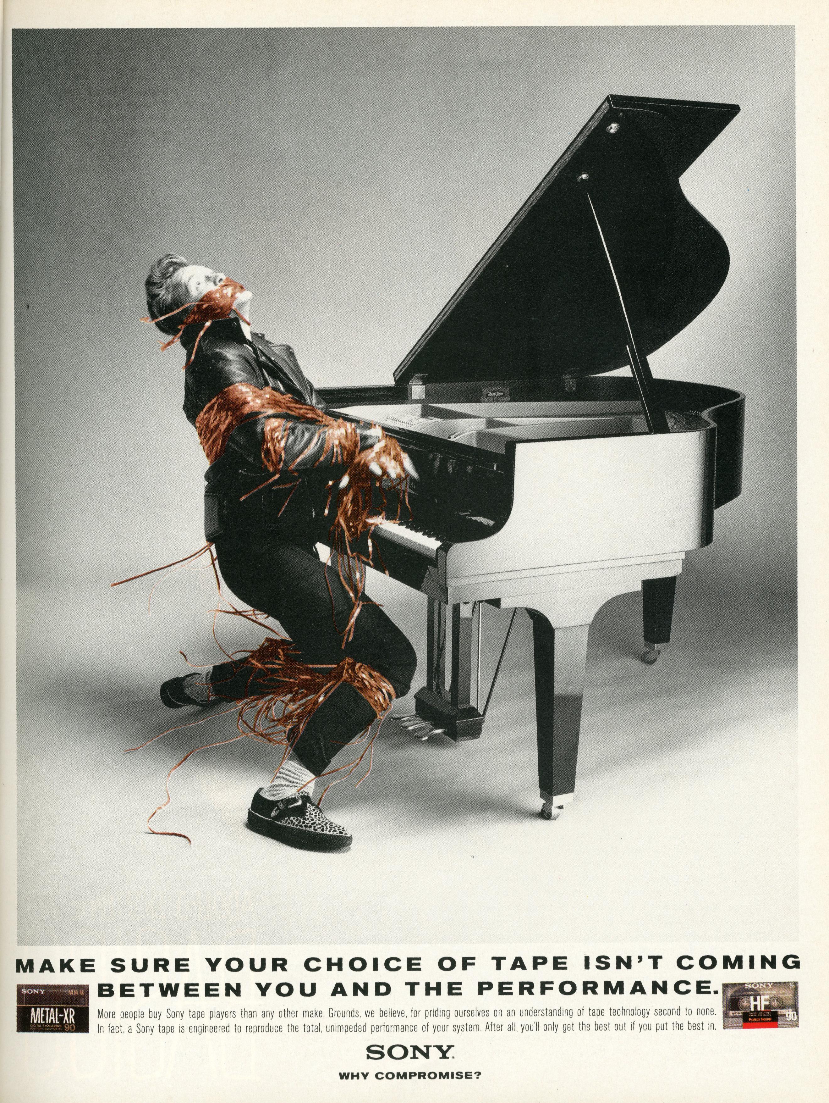 SONY Tape 'Piano'-01