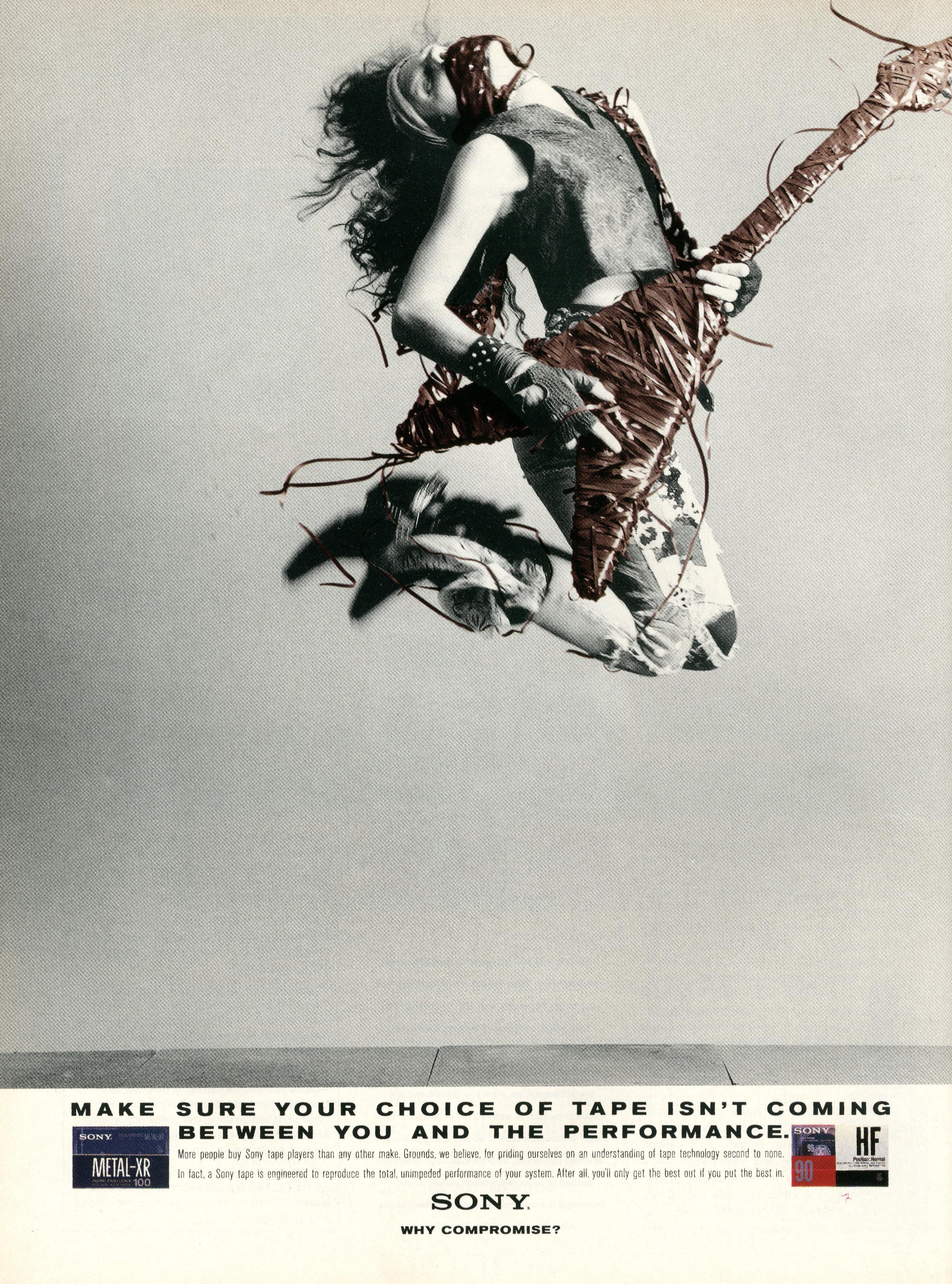 SONY Tapes 'Van Halen'-01