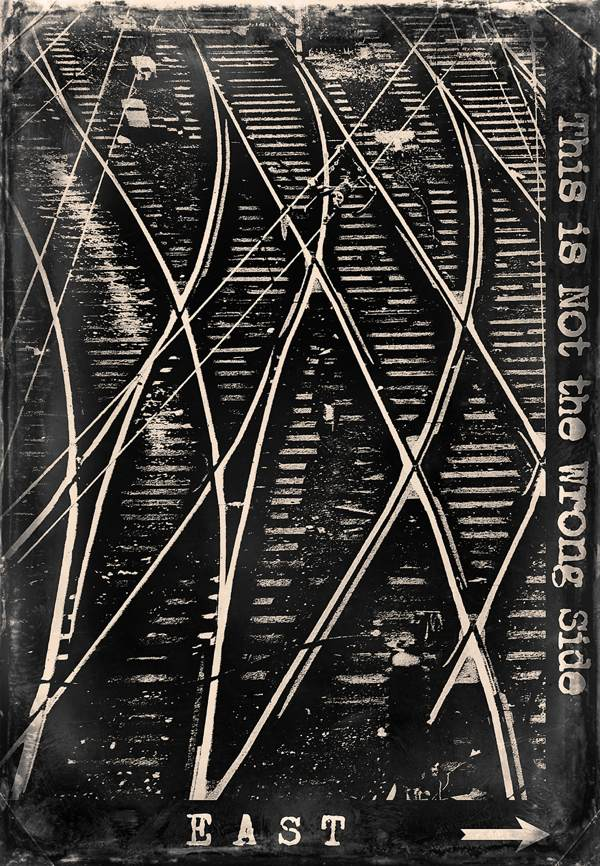 THE-TRACKS, John Claridge