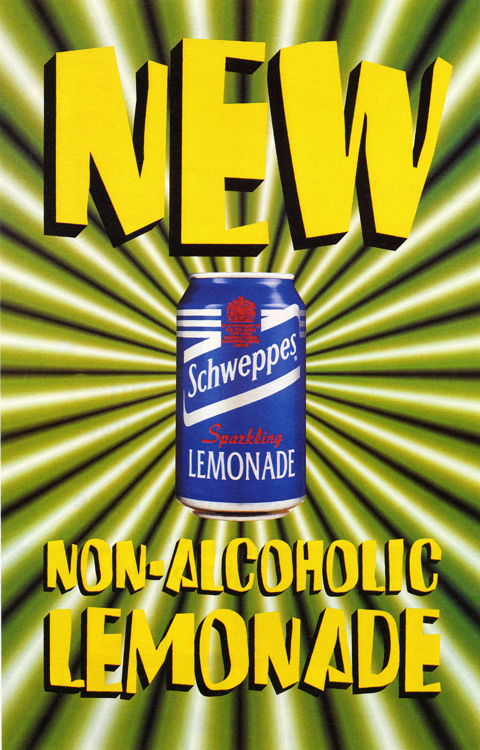 Andy McCleod, Schweppes 'Non', BMP:DDB.