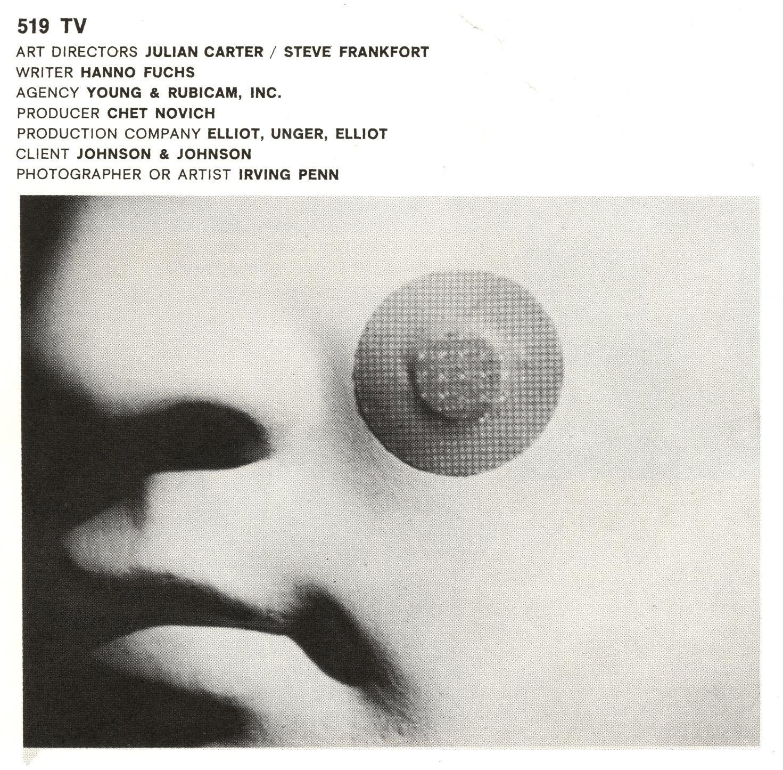 Steve Frankfurt 'Irving Penn Tv'-01