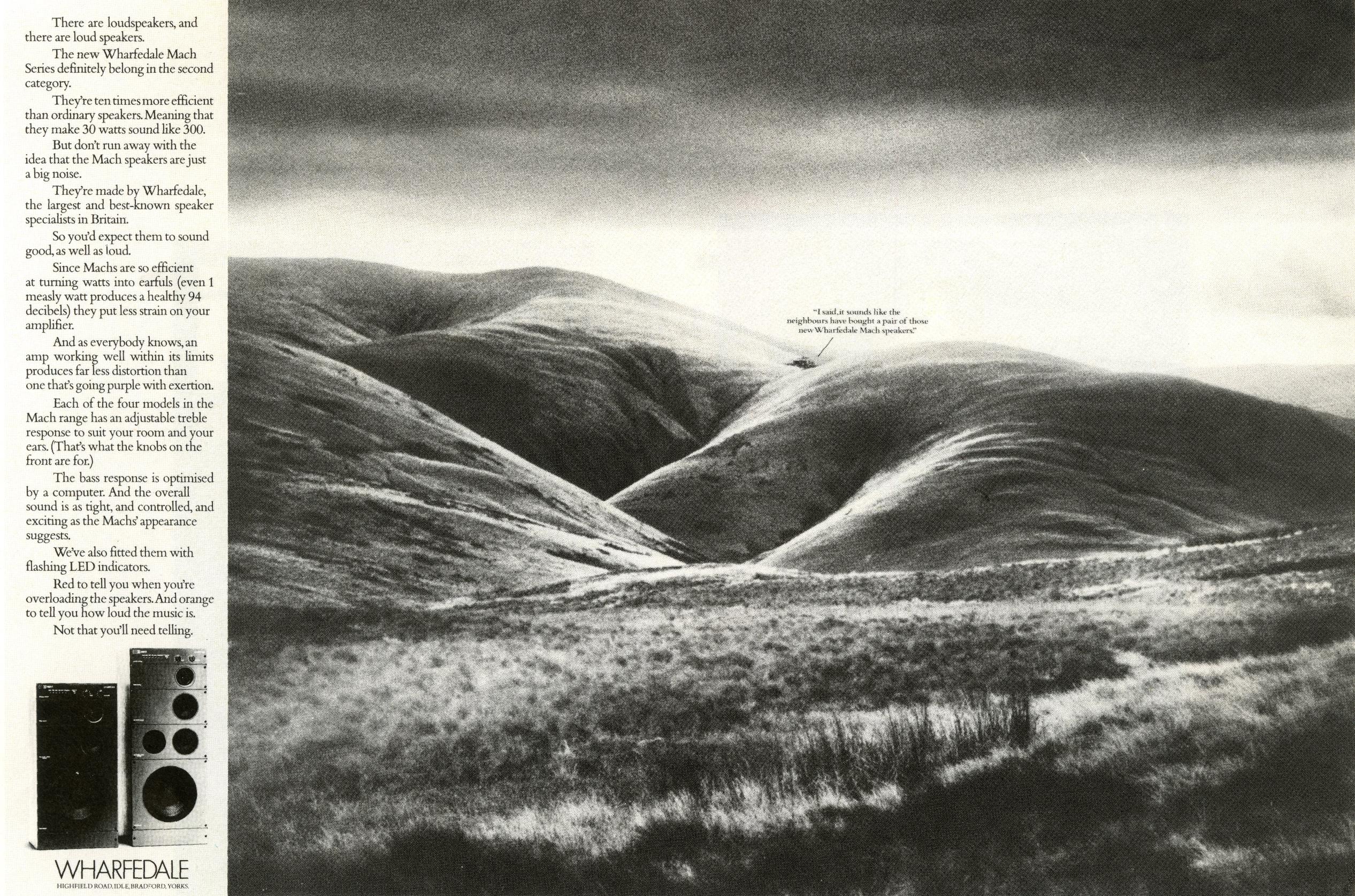 Barney Edwards,Wharfdale 'Hills', Saatchi 4-01