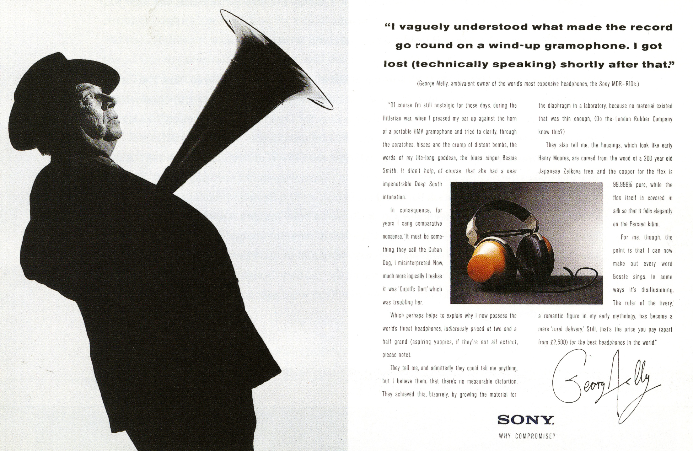 Brian Griffin, Sony - 'Melly', BBH-01
