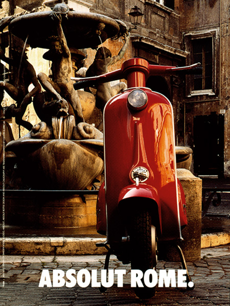 Graham Ford, Absolut 'Rome'