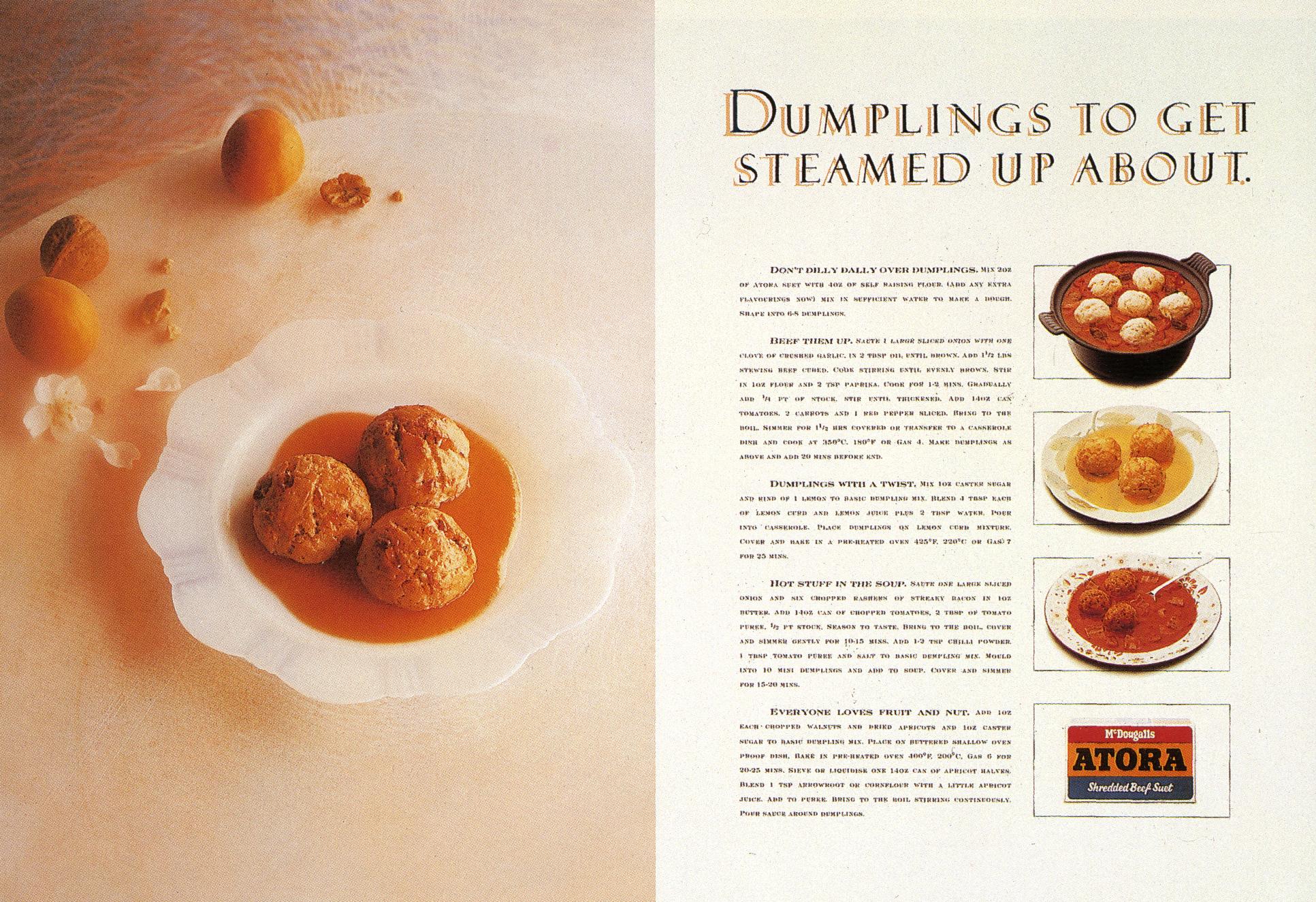 Graham Ford, Atora 'Dumplings', CDP-01
