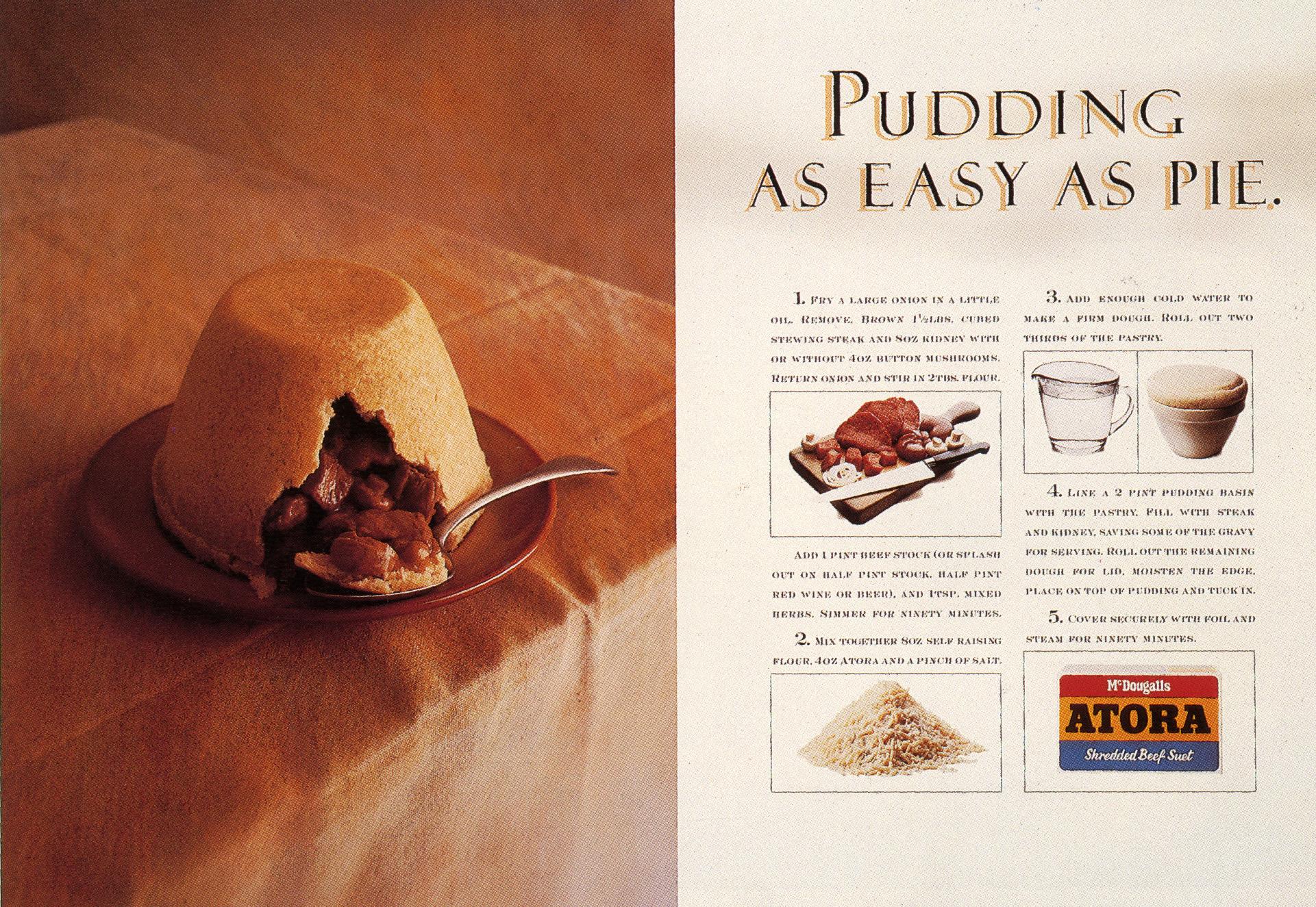 Graham Ford, Atora 'Pudding' CDP-01