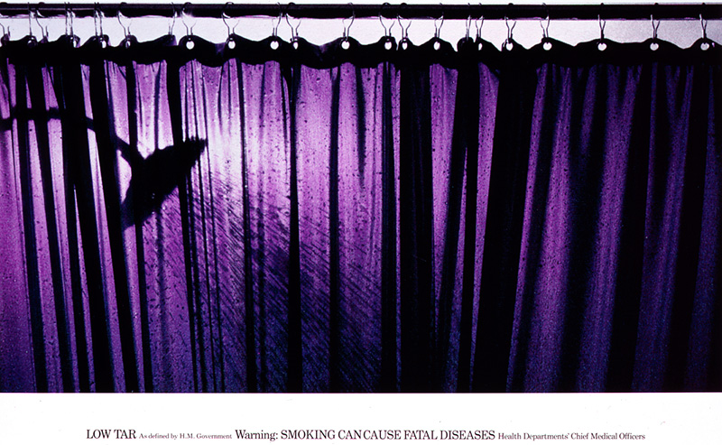 Graham Ford, Silk Cut - 'Shower', Saatchi