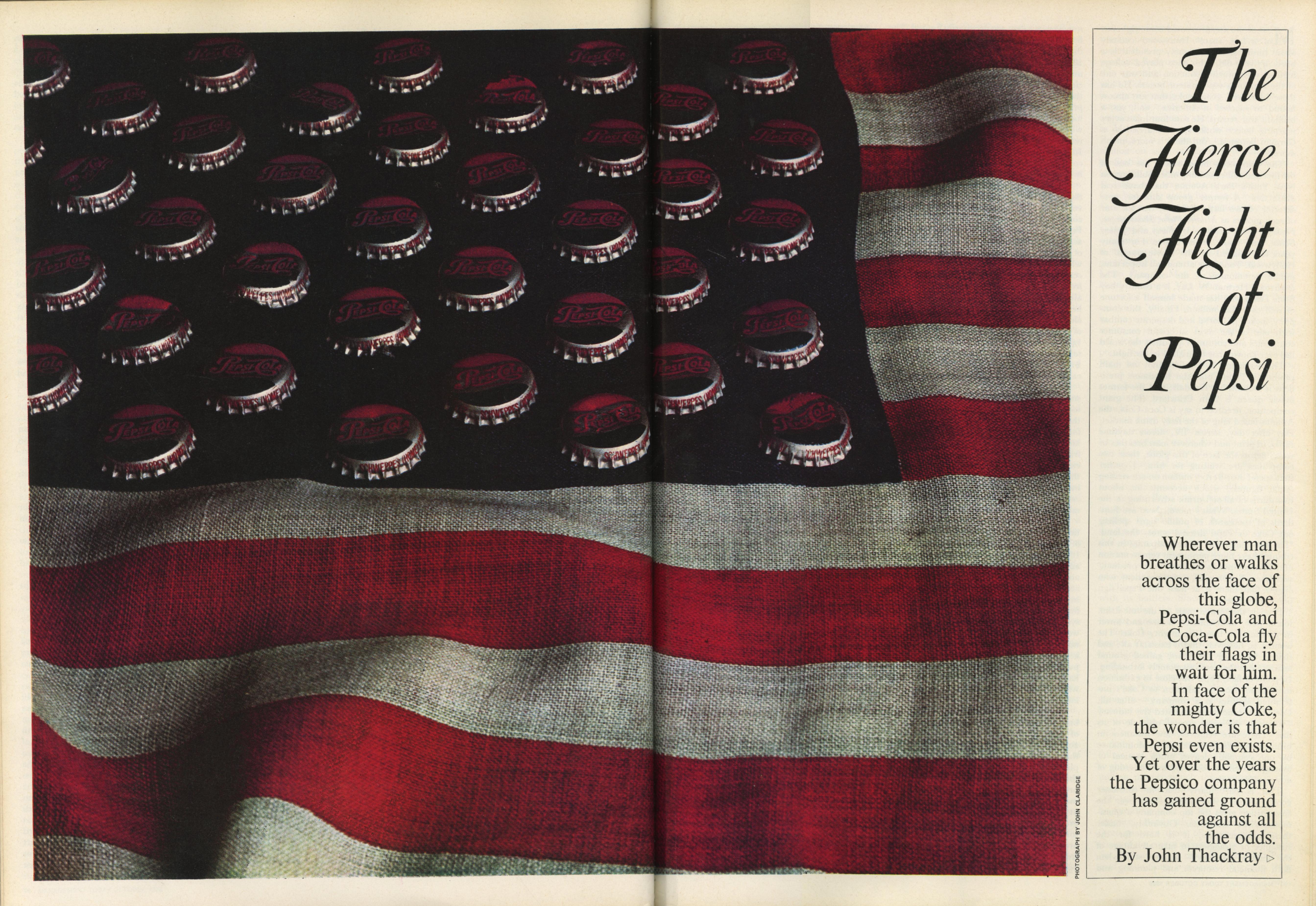 John Claridge 'Pepsi 2' Management Today-01
