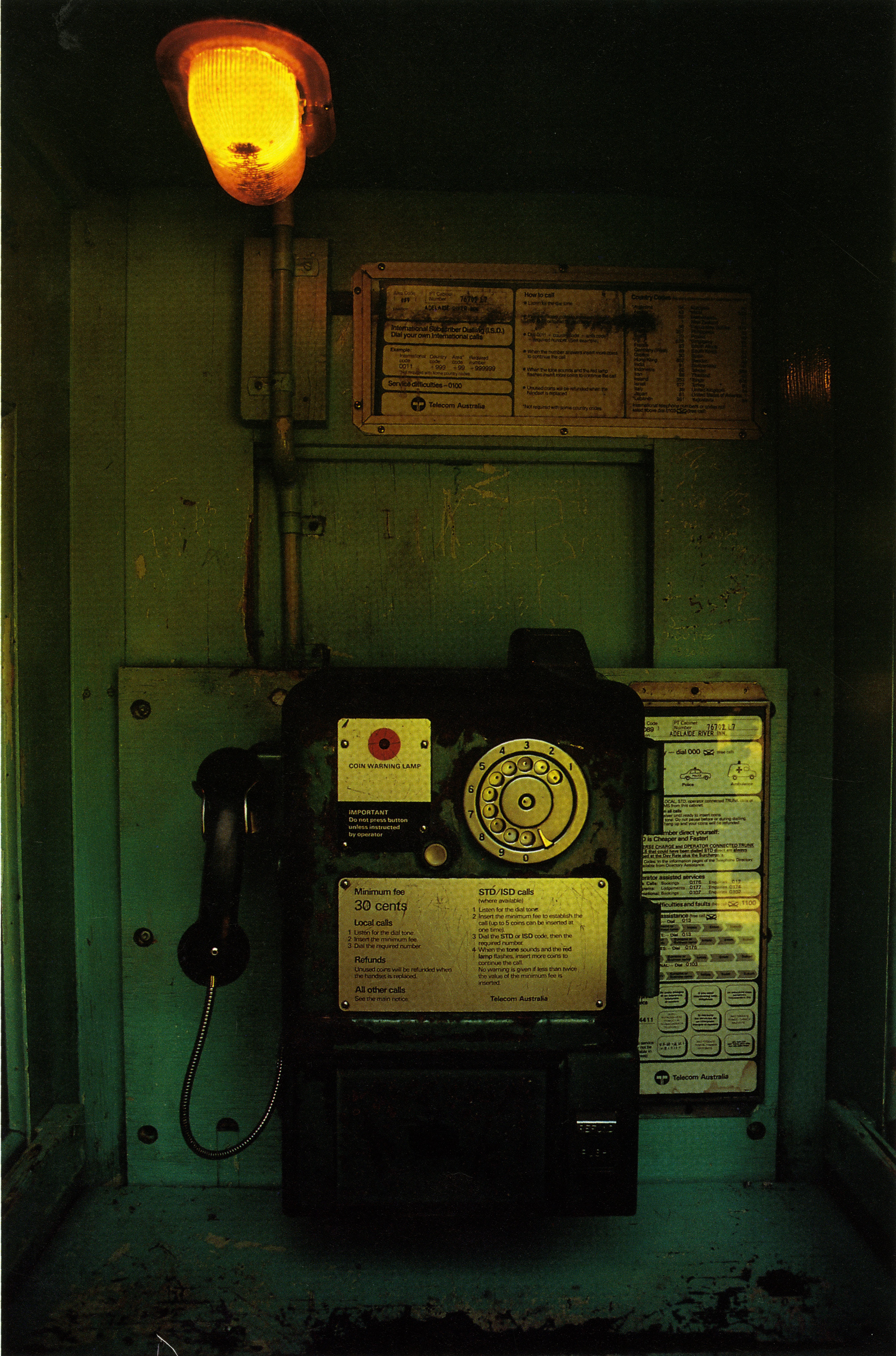 Max Forsythe, 'Green Phone', From 'Colour Prejudice'-01