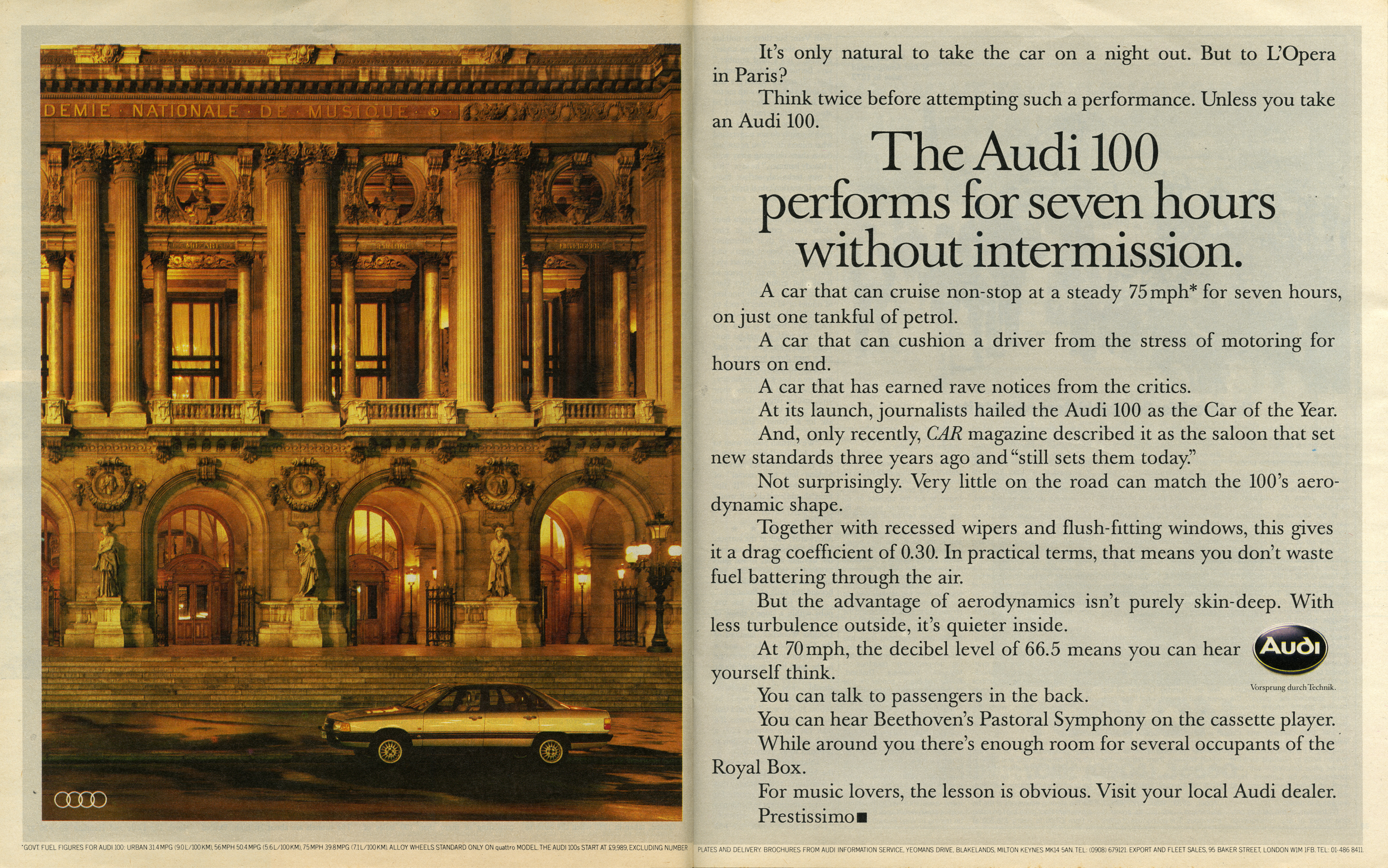 Rolph Gobits, Audi 'Performs', BBH-01