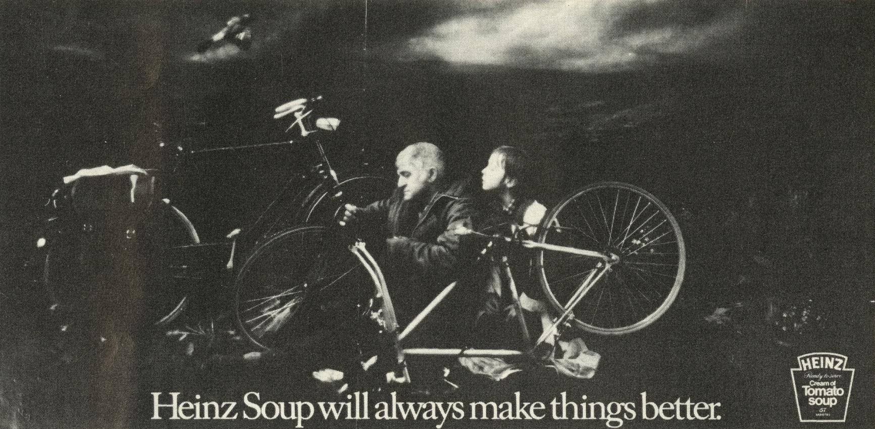 Barney Edwards, Heinz 'Bike', -01